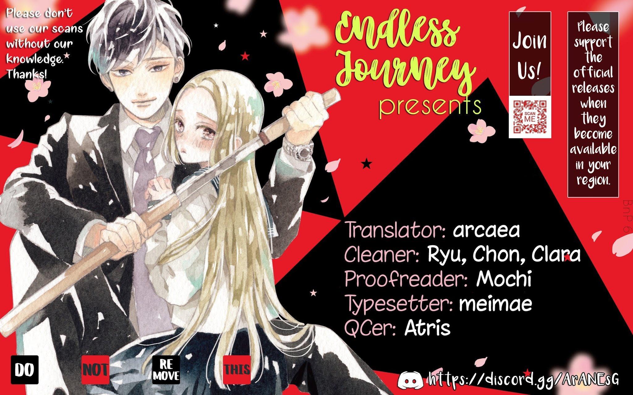 Manga Beast and Princess - Chapter 6 Page 1