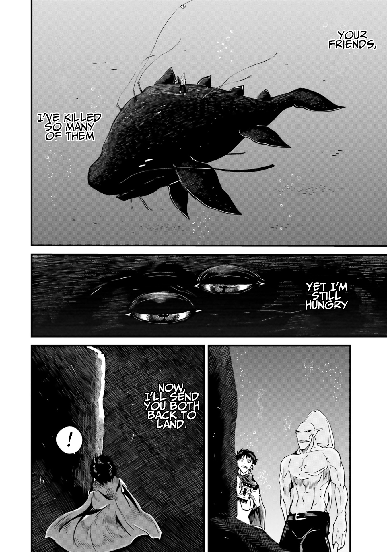 Manga Monster Partner of The Vast Sea of Trees - Chapter 5 Page 22