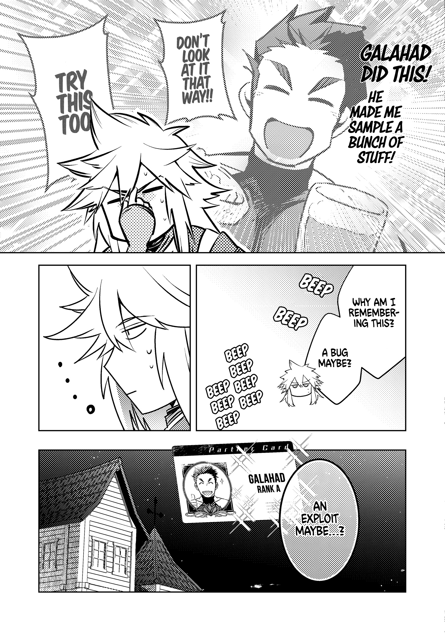 Manga I Began A New Game - Chapter 3 Page 16