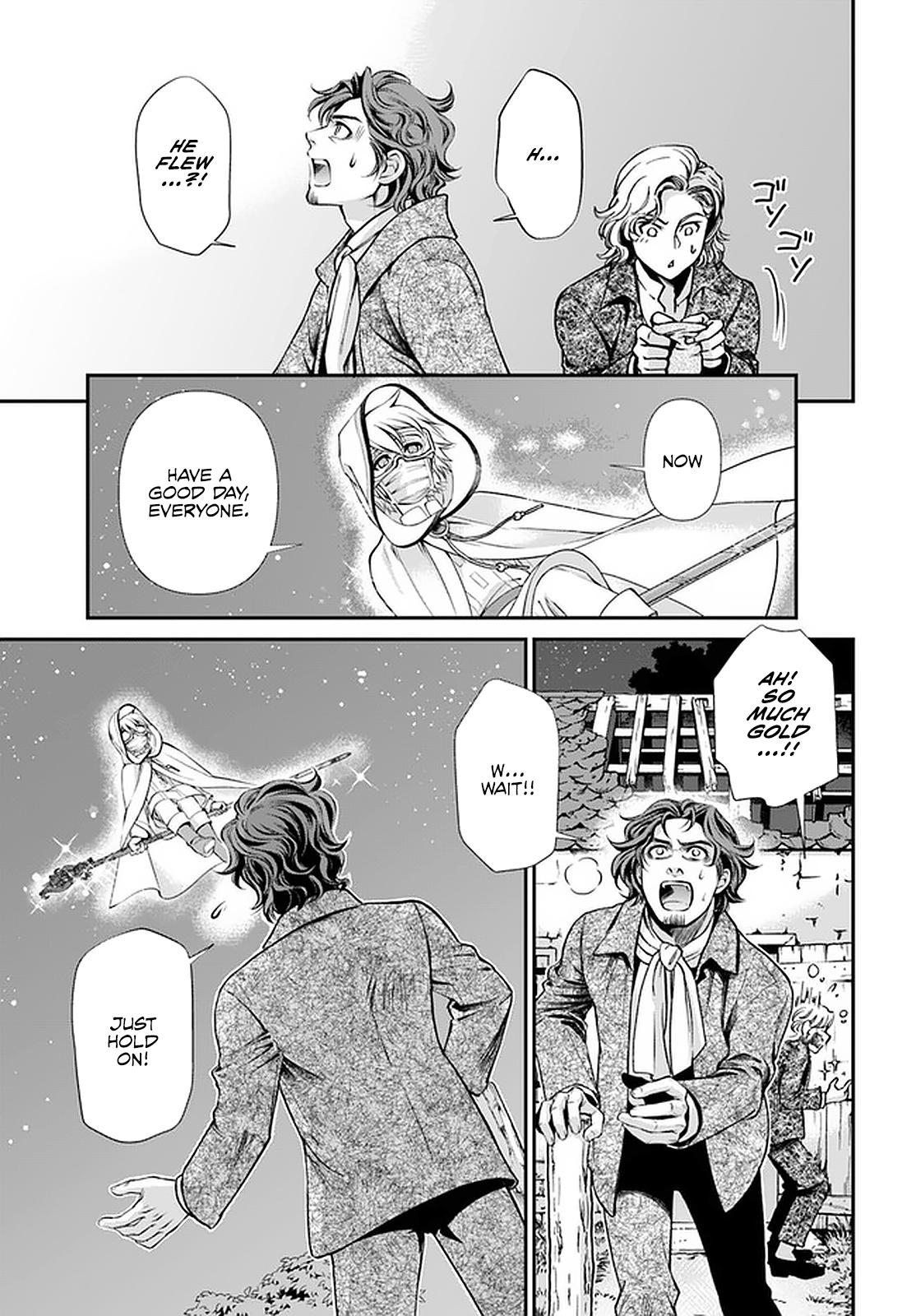 Manga Isekai Yakkyoku - Chapter 30.2 Page 21