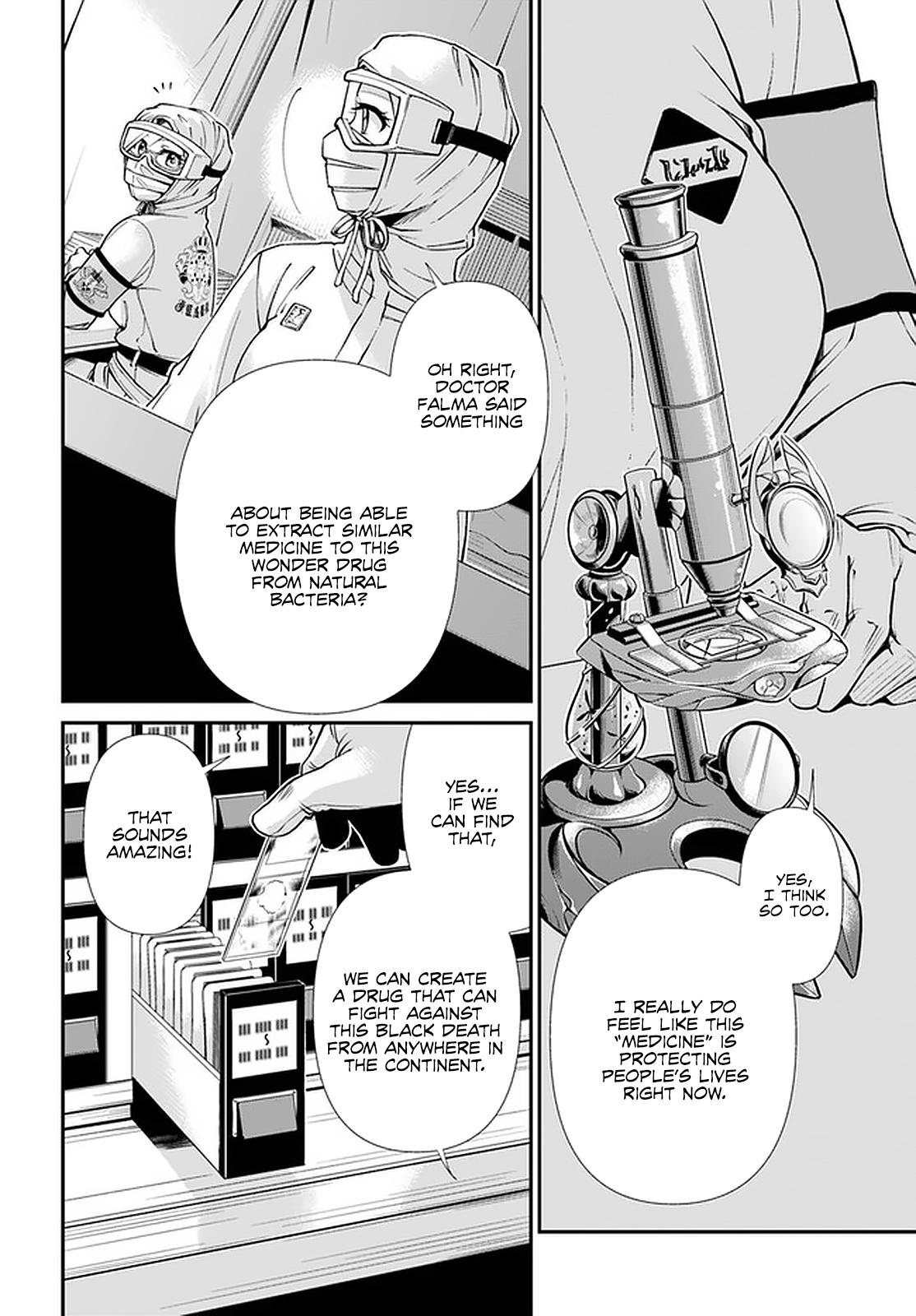 Manga Isekai Yakkyoku - Chapter 30.2 Page 6