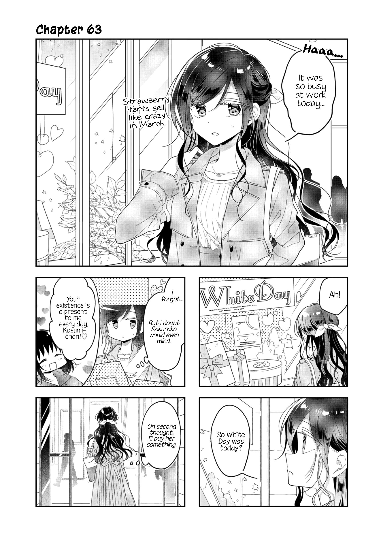 Manga Futaribeya - Chapter 63 Page 1