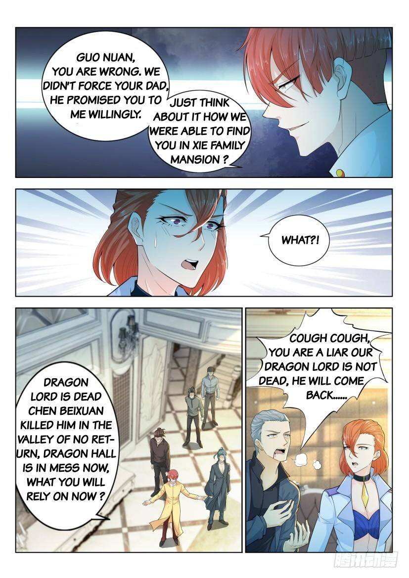Manga Rebirth Of The Urban Immortal Cultivator - Chapter 283 Page 8