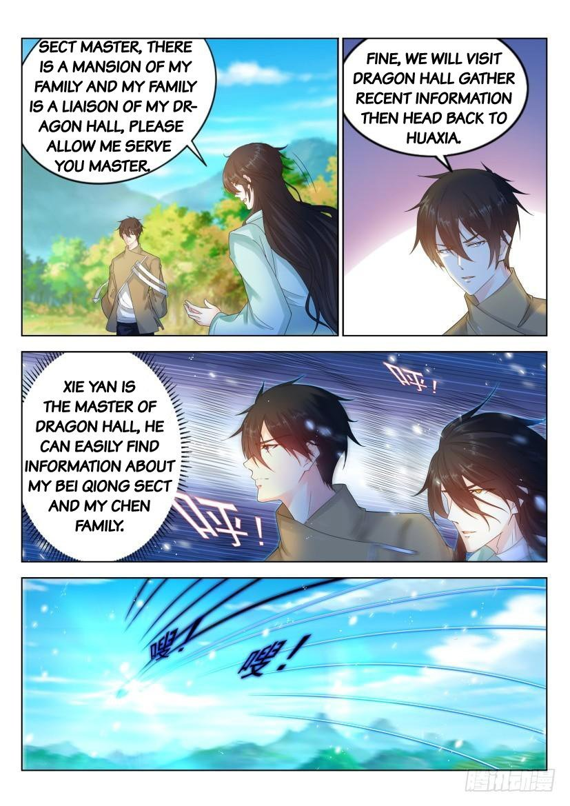 Manga Rebirth Of The Urban Immortal Cultivator - Chapter 283 Page 4
