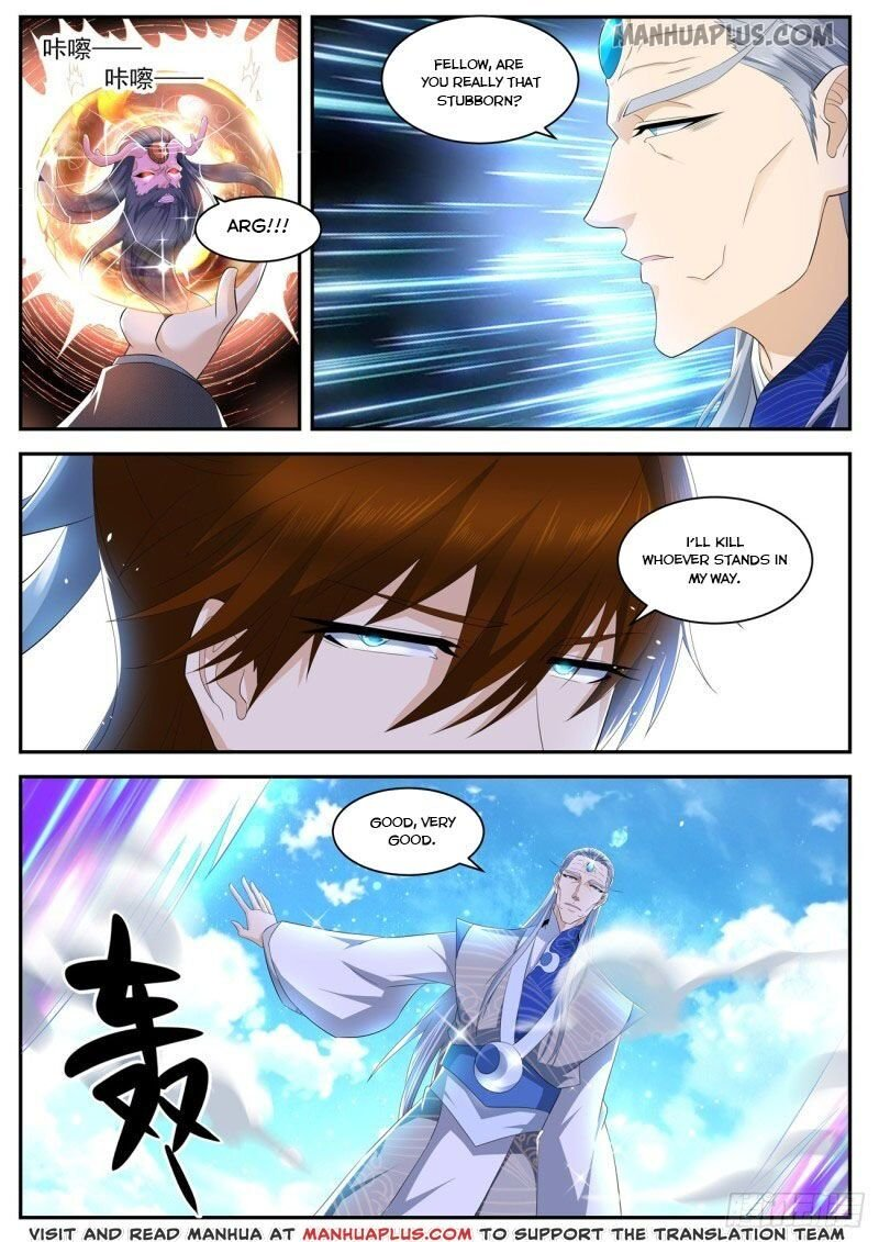 Manga Rebirth Of The Urban Immortal Cultivator - Chapter 432 Page 1