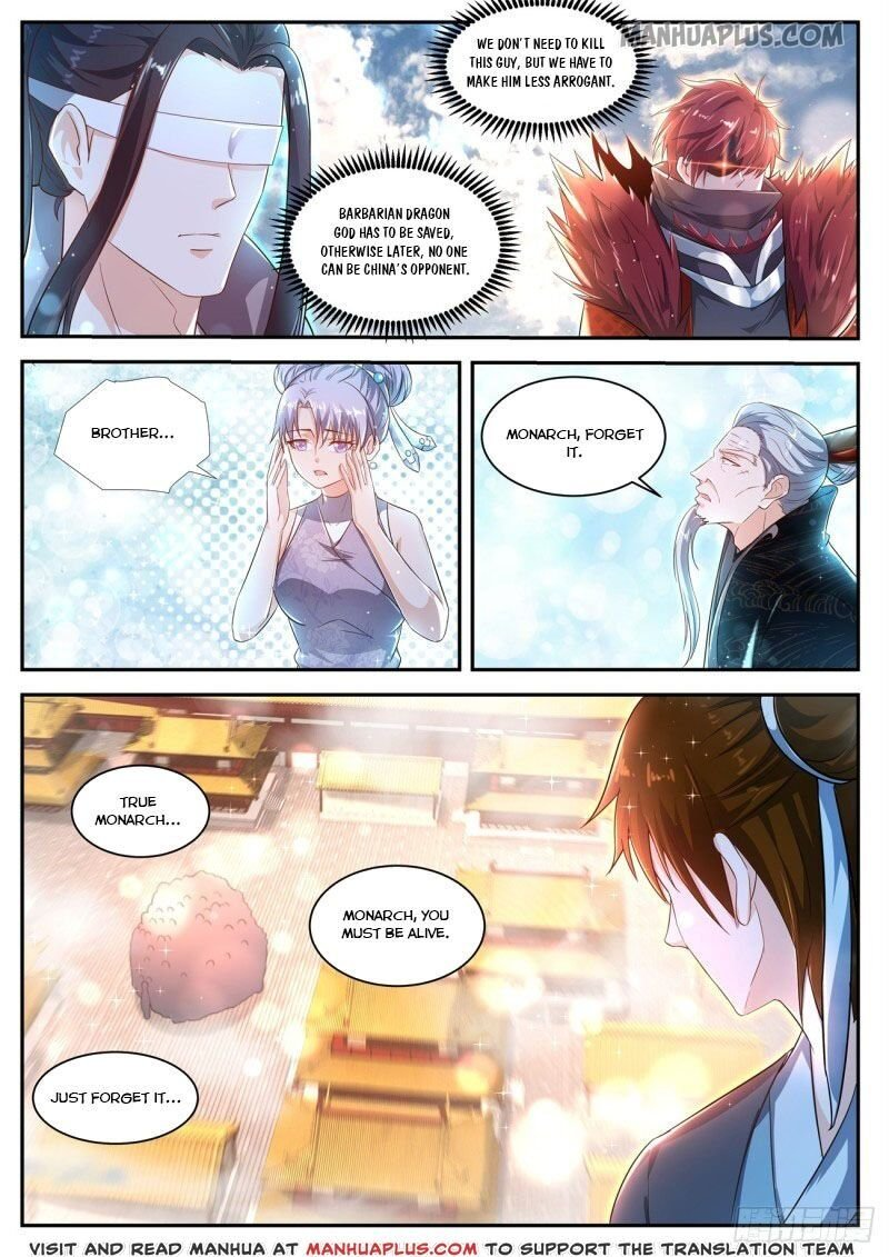 Manga Rebirth Of The Urban Immortal Cultivator - Chapter 432 Page 7