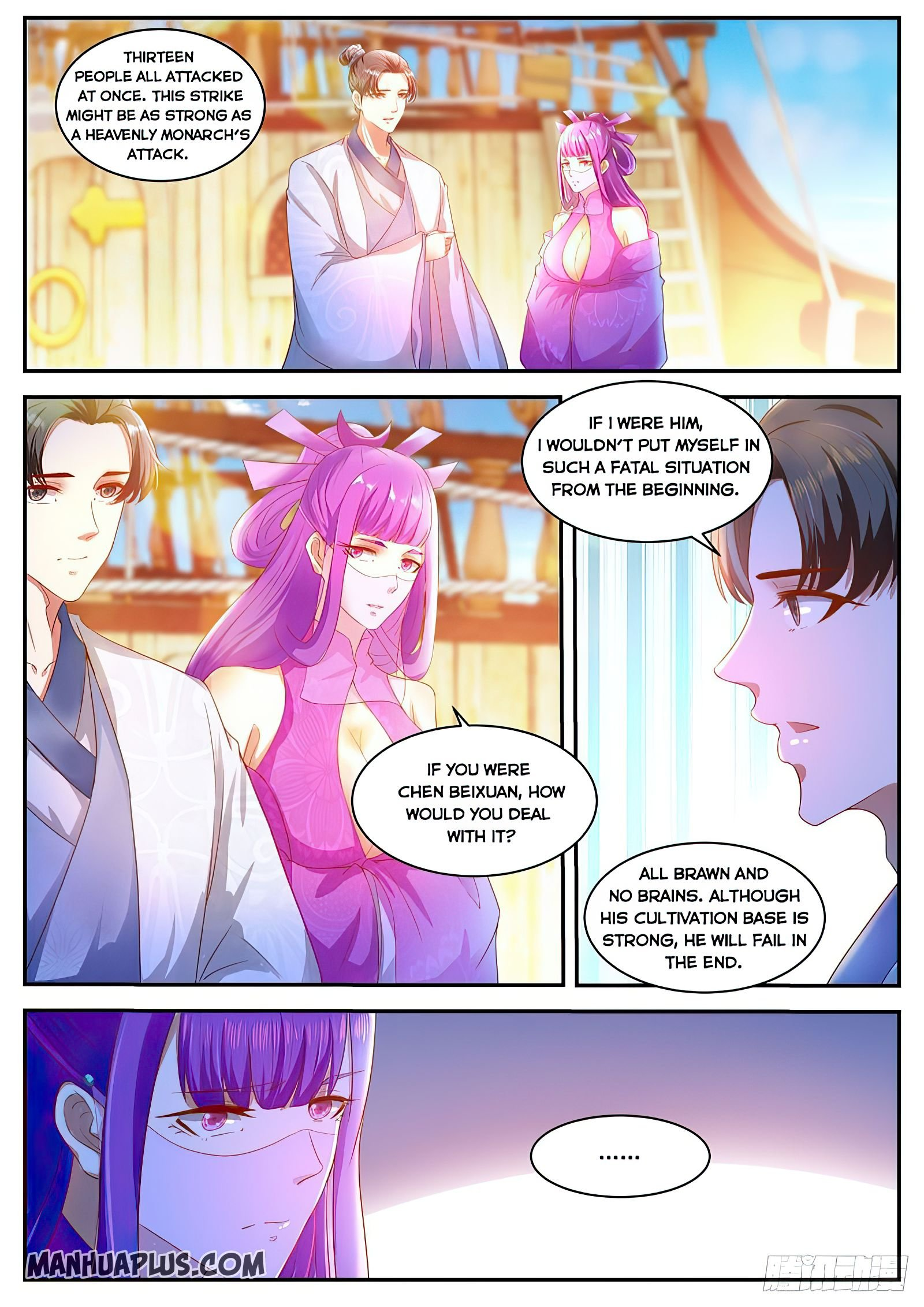 Manga Rebirth Of The Urban Immortal Cultivator - Chapter 488 Page 5