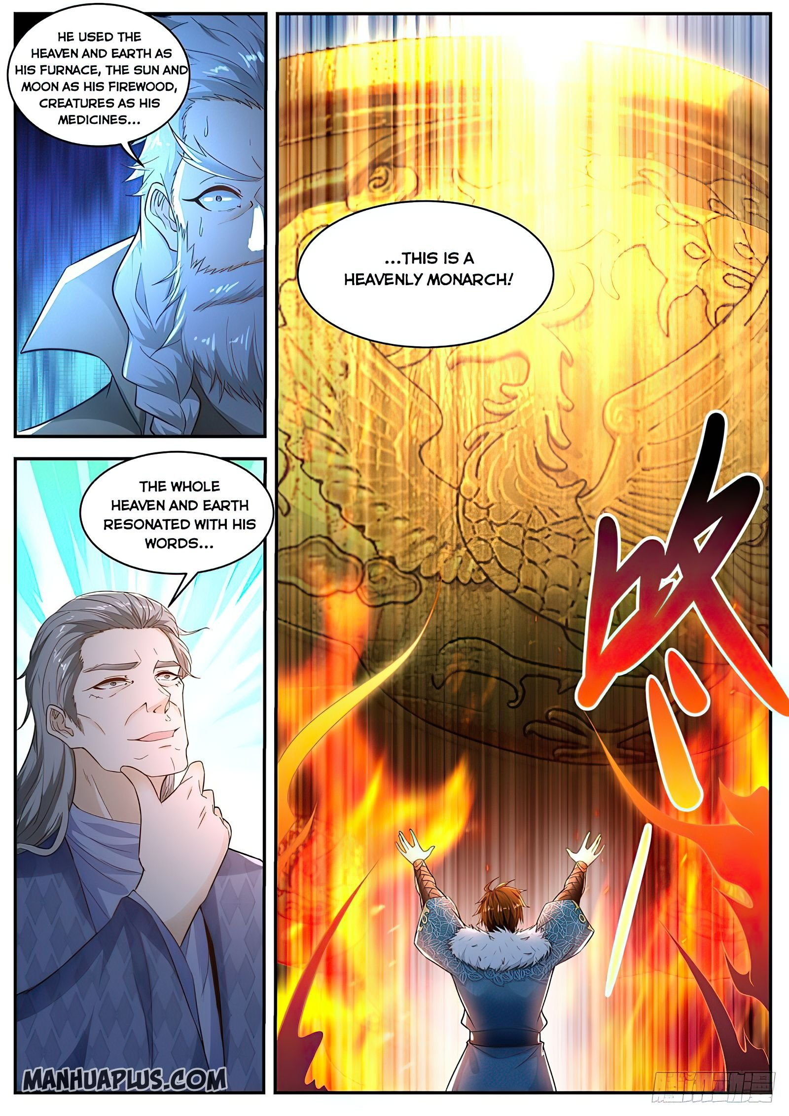 Manga Rebirth Of The Urban Immortal Cultivator - Chapter 488 Page 12