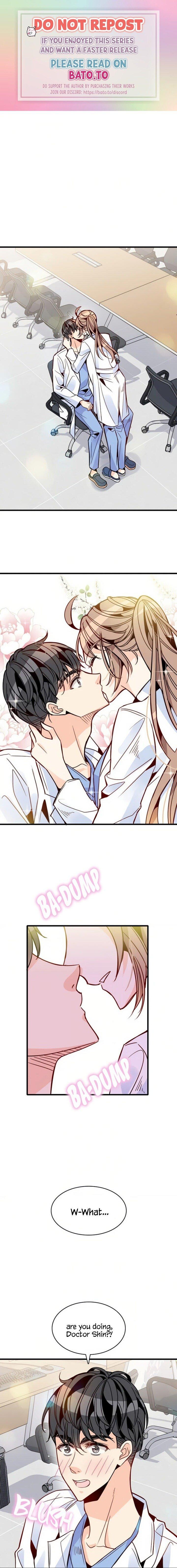 Manga Emergency Love - Chapter 40 Page 1