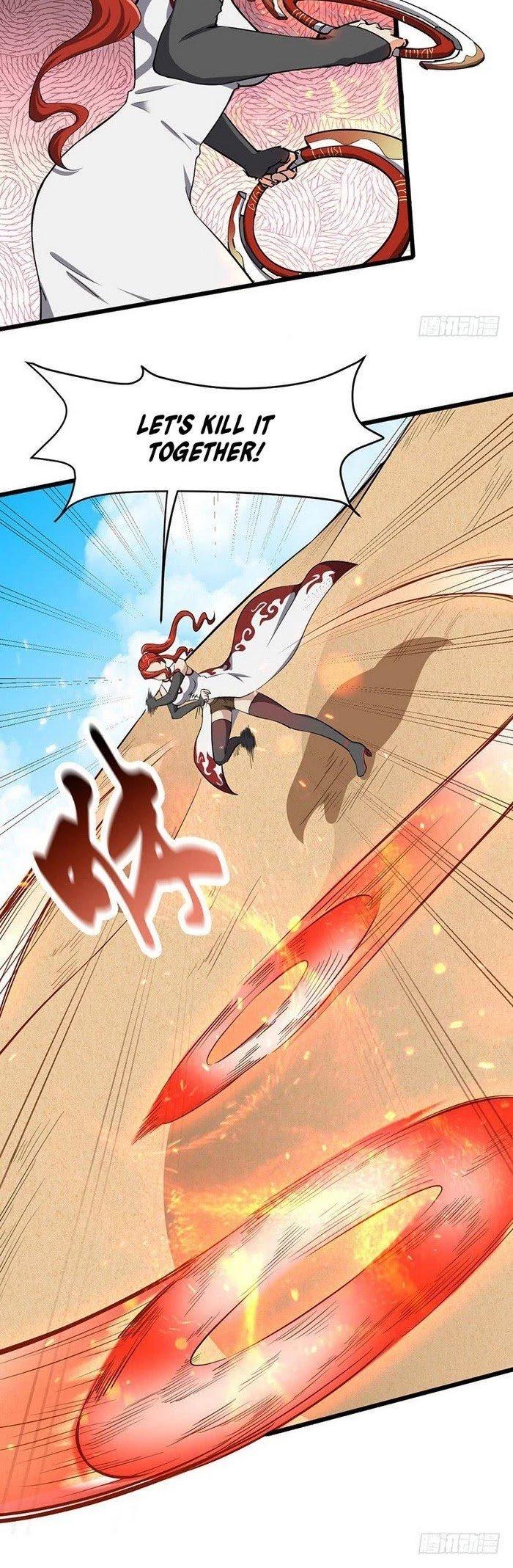 Manga Chaotic Sword God - Chapter 109 Page 5