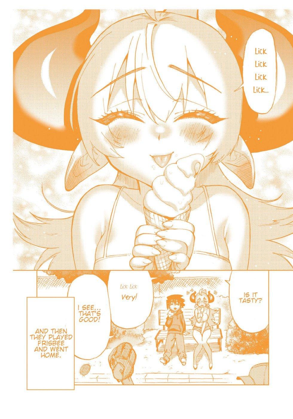Manga The Hero and the Demon King's Romcom - Chapter 32.3 Page 2