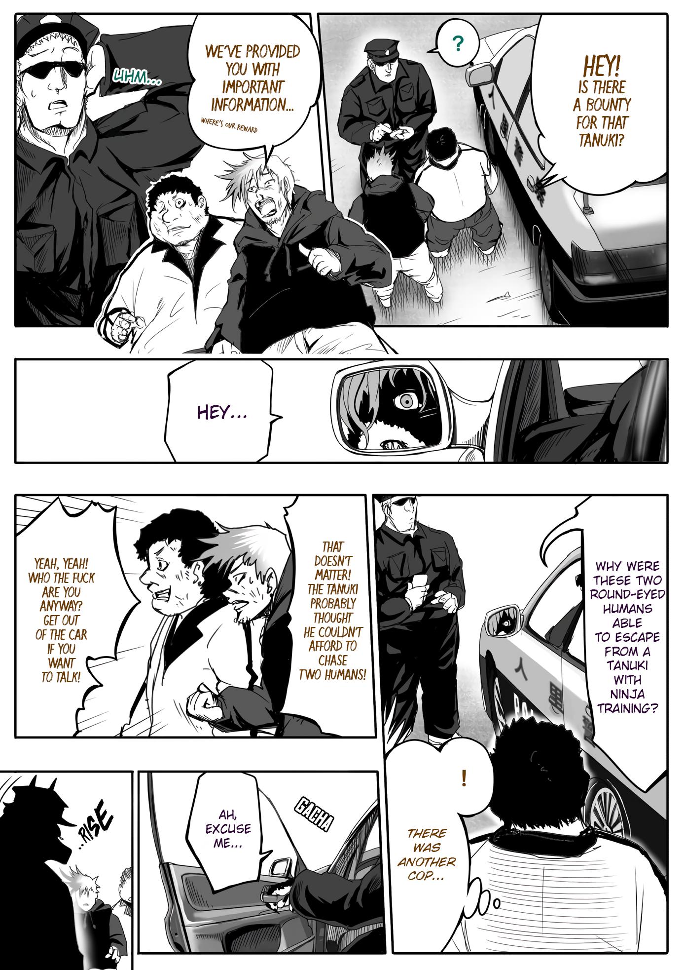 Manga Kitsune Spirit - Chapter 35 Page 1