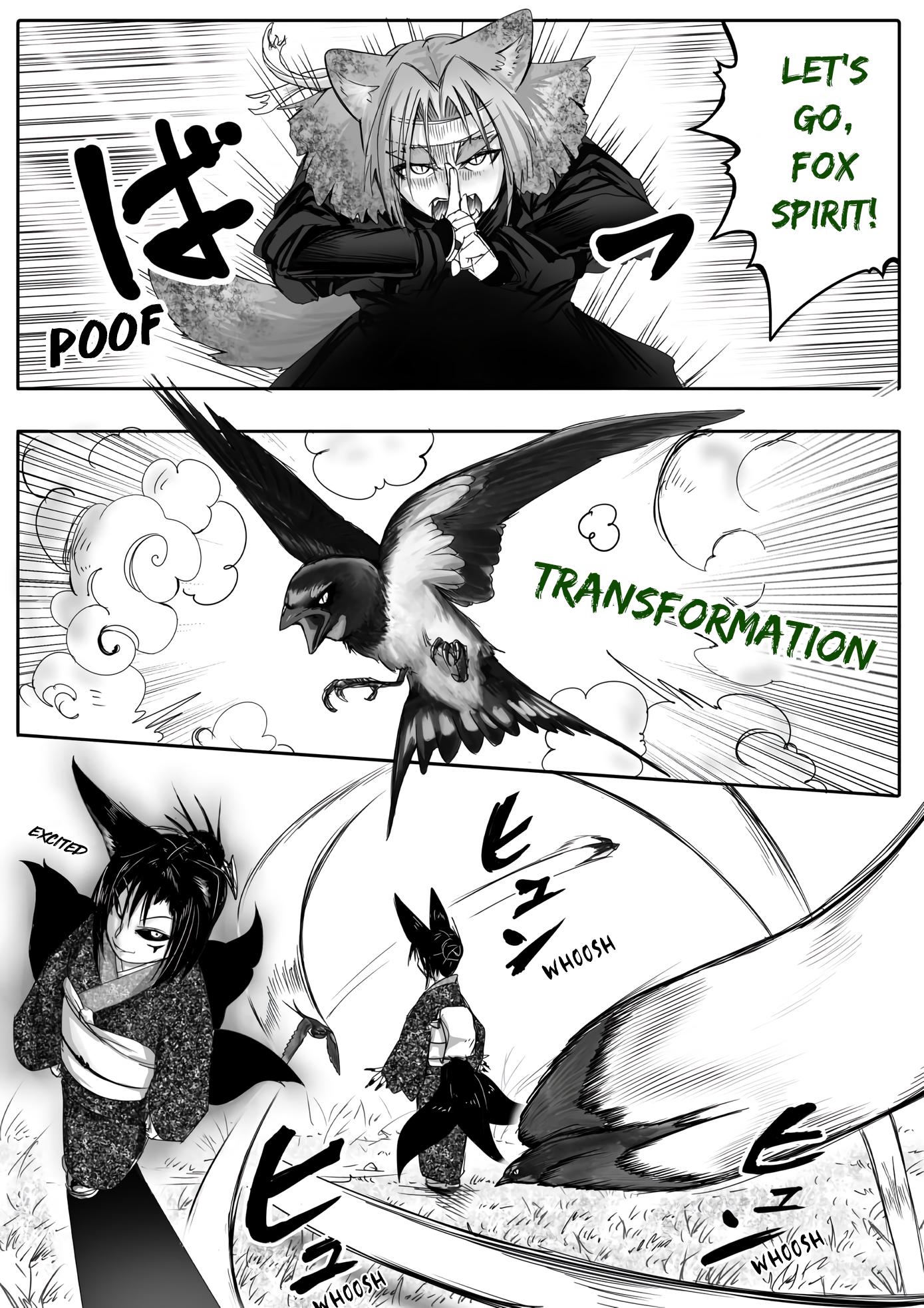Manga Kitsune Spirit - Chapter 38 Page 1