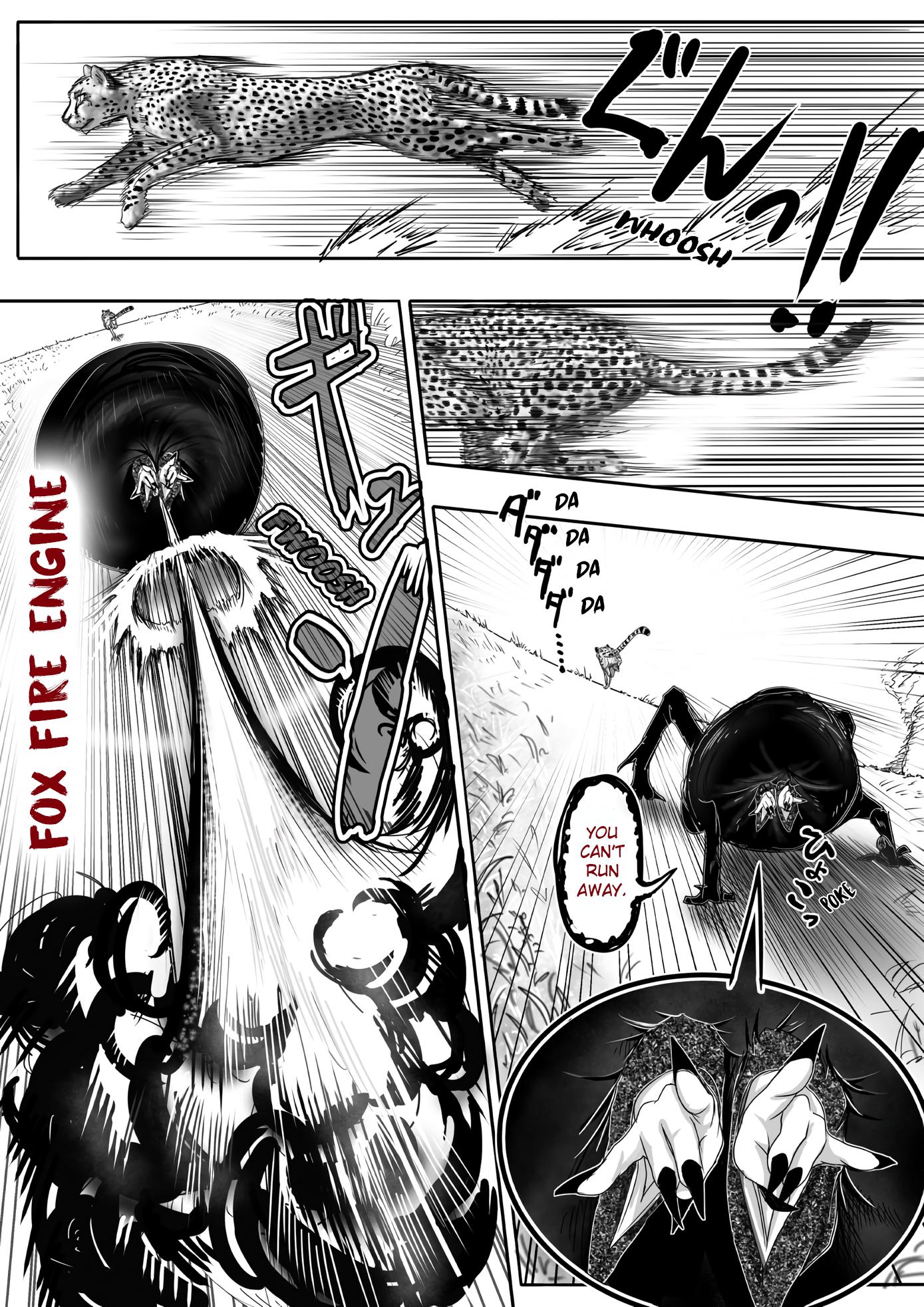 Manga Kitsune Spirit - Chapter 42 Page 1