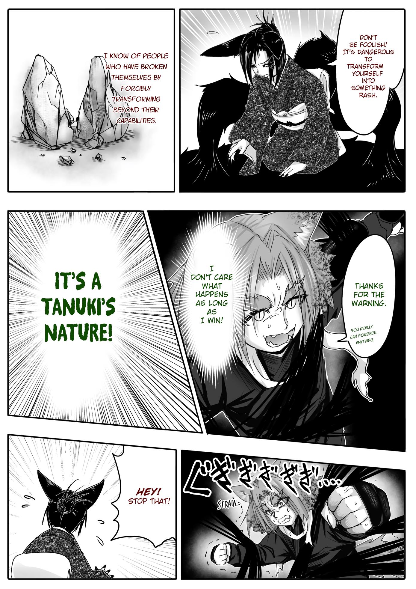 Manga Kitsune Spirit - Chapter 44 Page 1