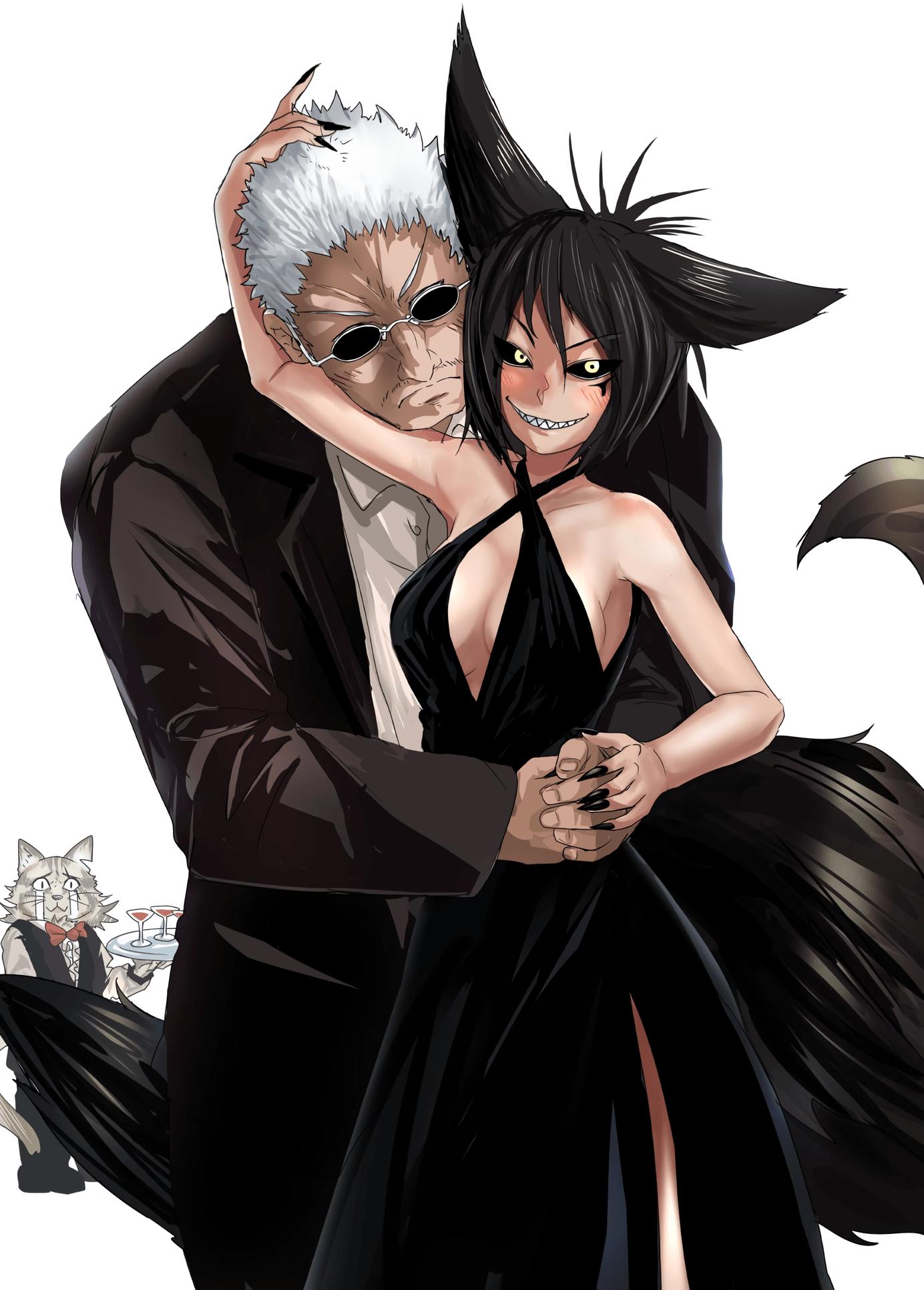 Manga Kitsune Spirit - Chapter 51 Page 1