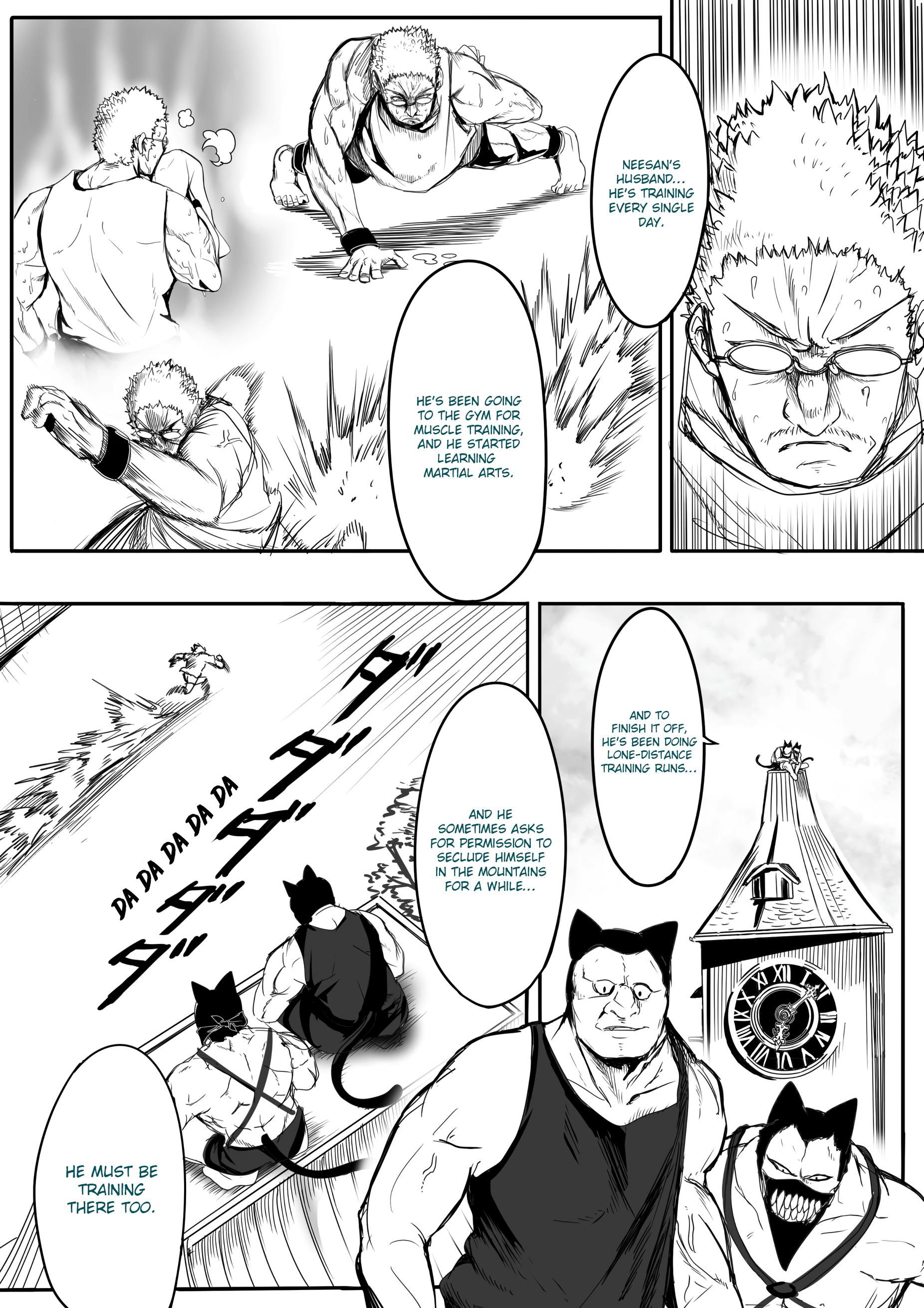 Manga Kitsune Spirit - Chapter 52 Page 1