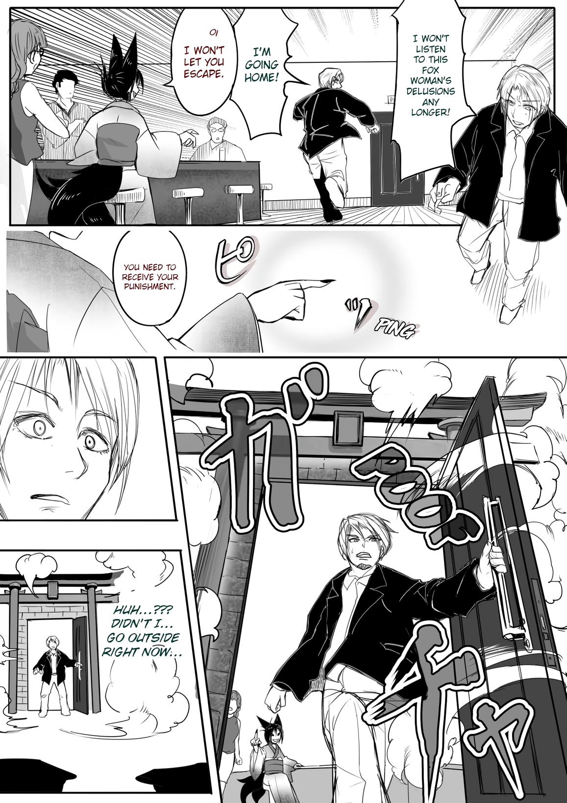 Manga Kitsune Spirit - Chapter 56 Page 1