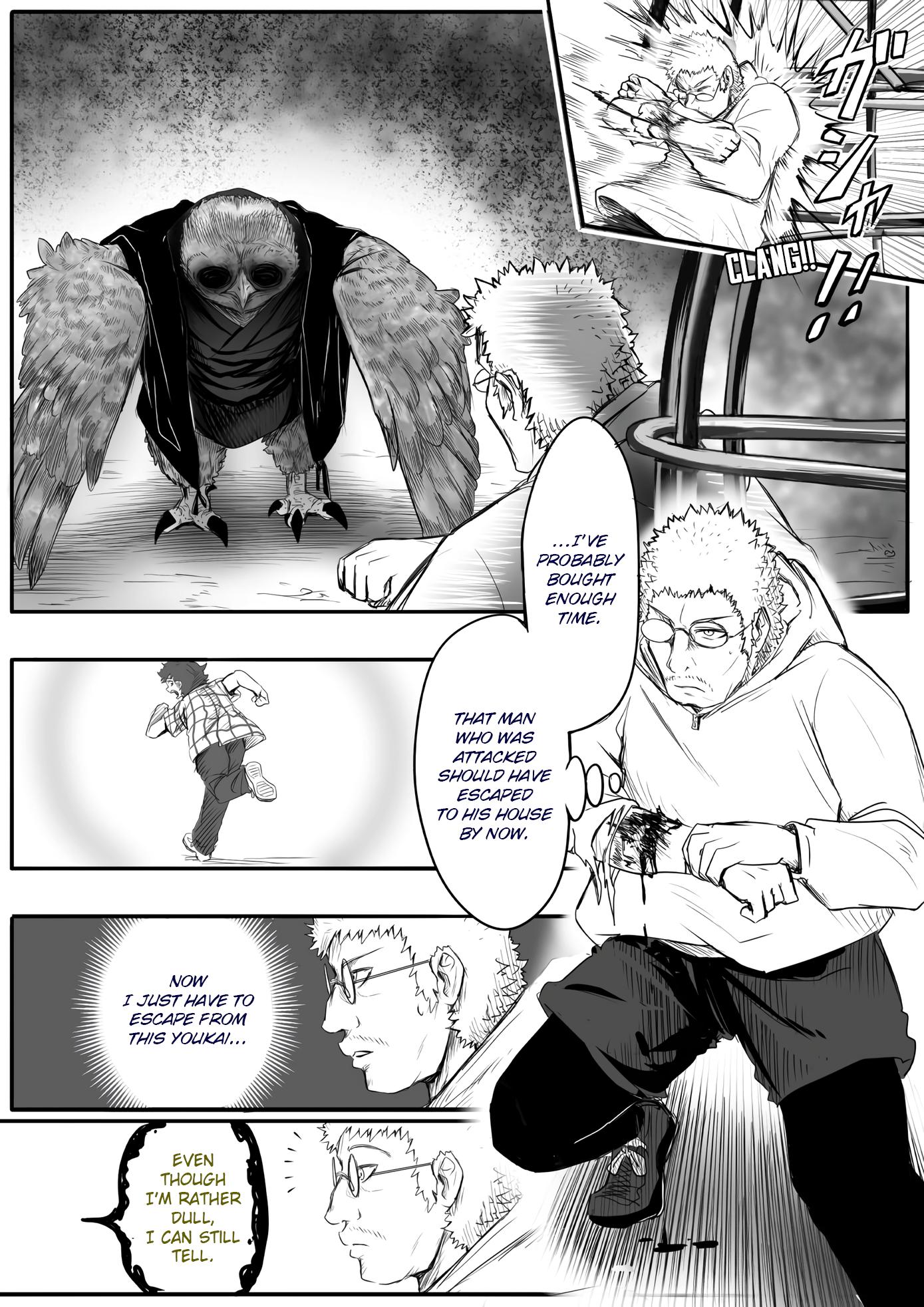 Manga Kitsune Spirit - Chapter 62 Page 1