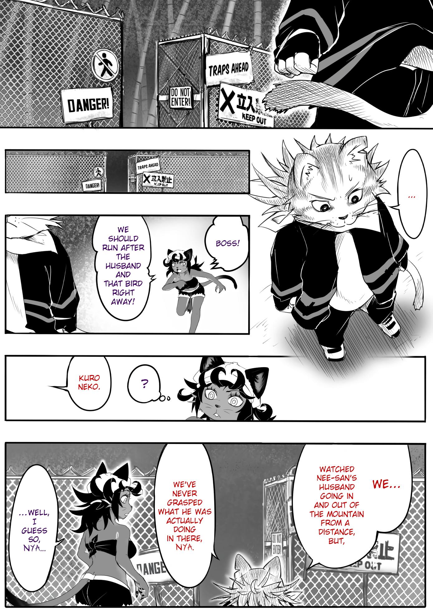 Manga Kitsune Spirit - Chapter 66 Page 1