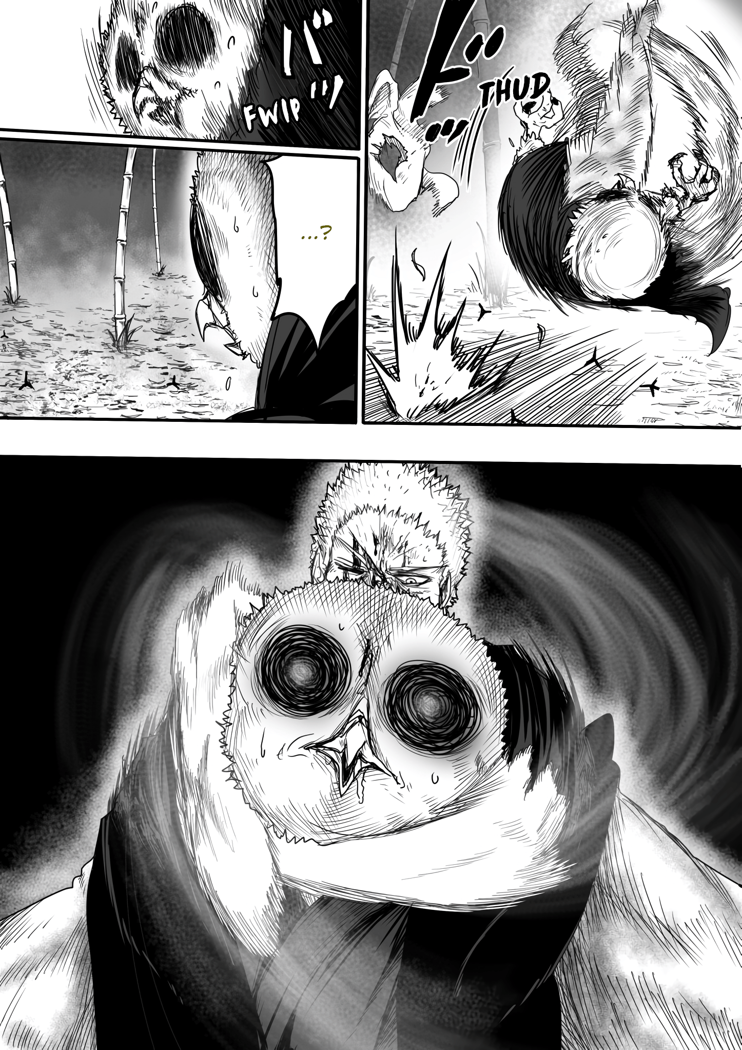 Manga Kitsune Spirit - Chapter 79 Page 1