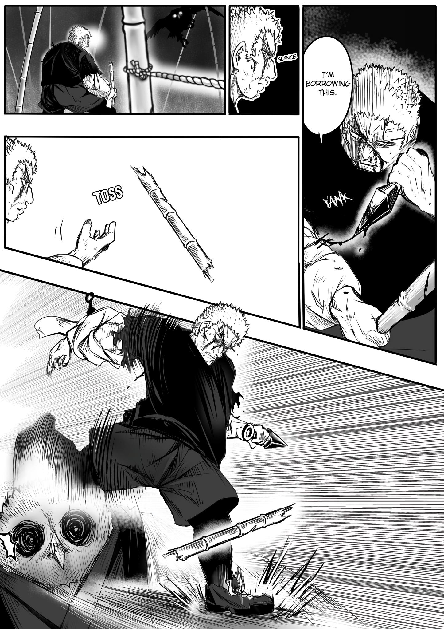 Manga Kitsune Spirit - Chapter 76 Page 1