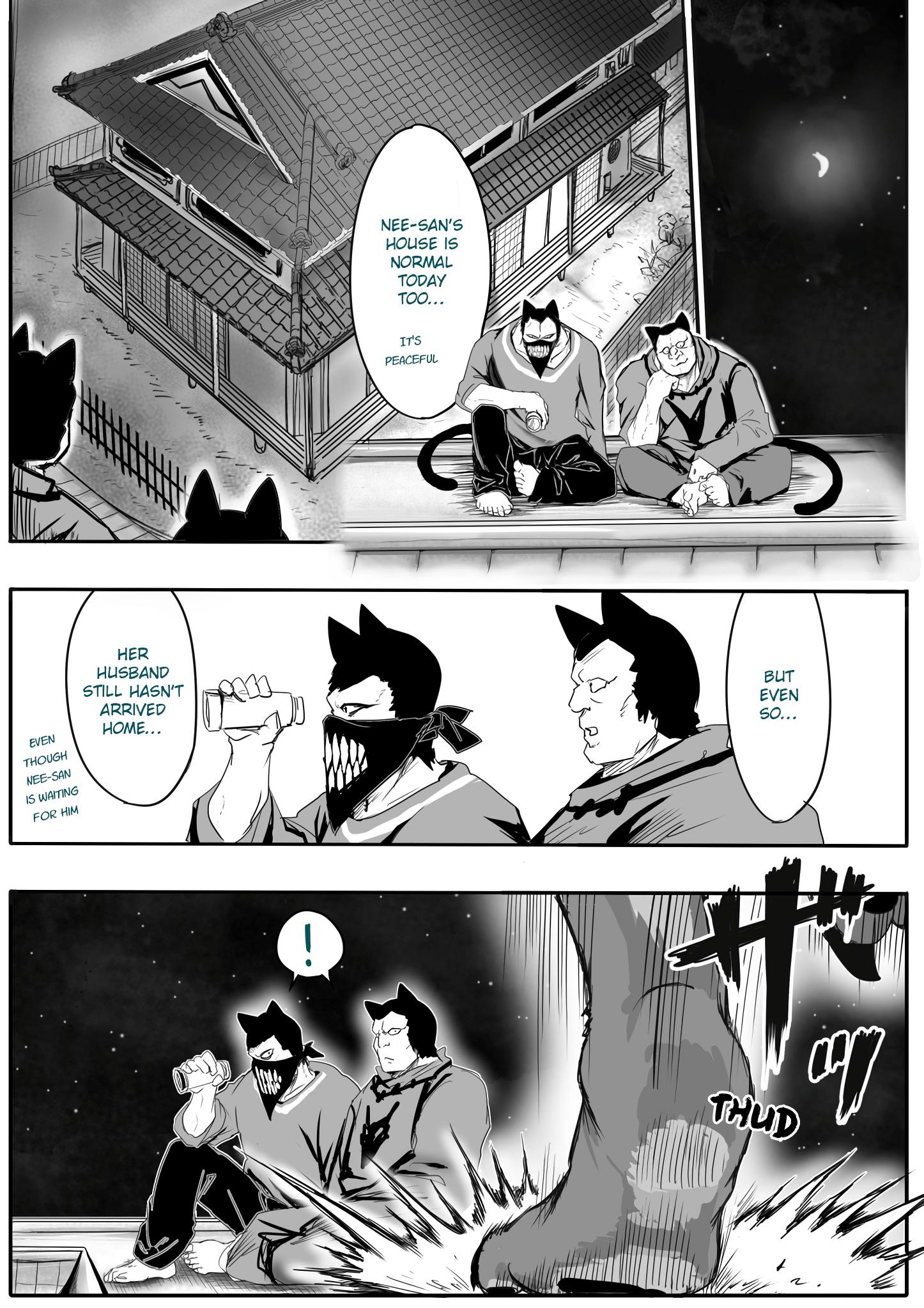 Manga Kitsune Spirit - Chapter 83 Page 1
