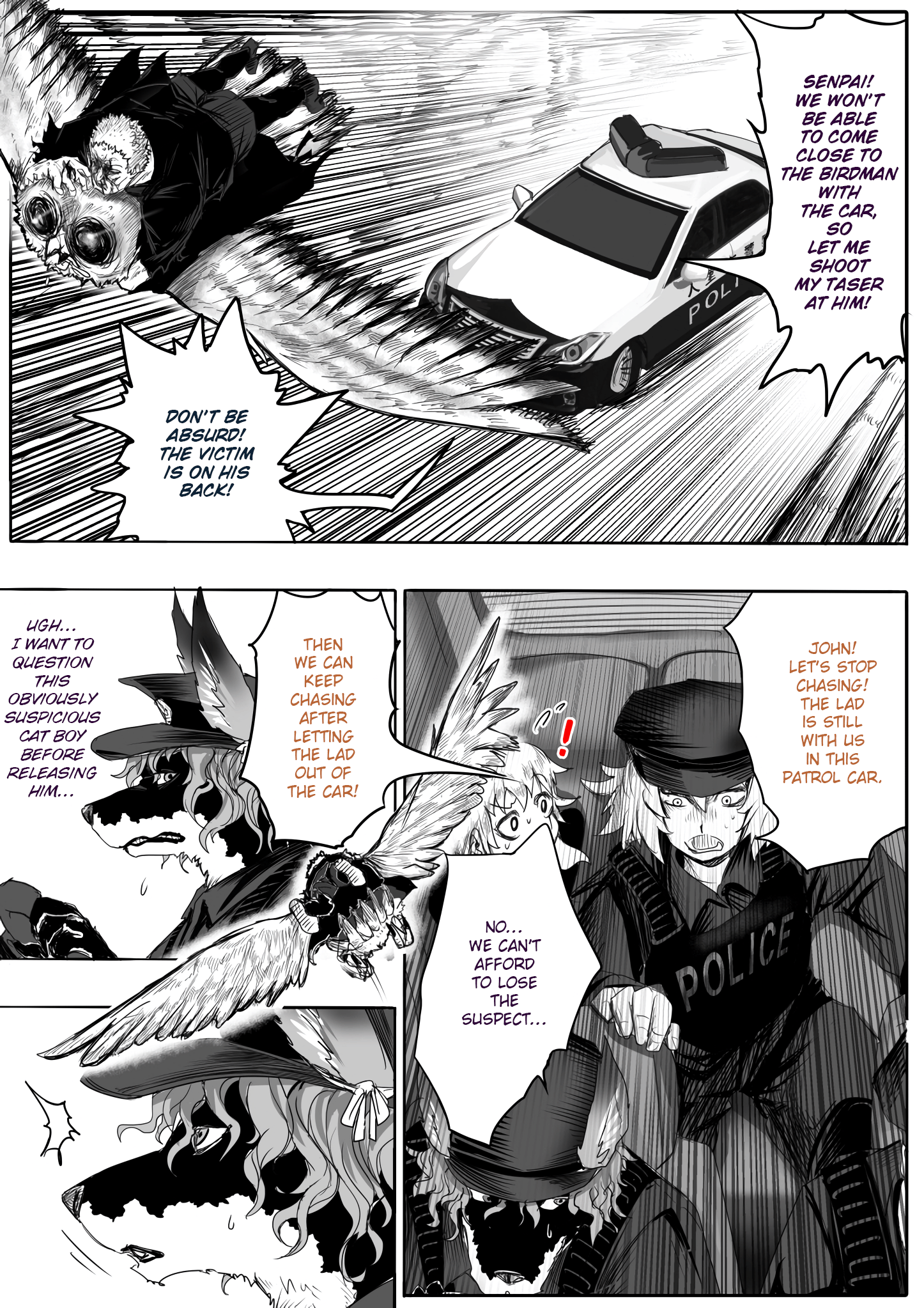 Manga Kitsune Spirit - Chapter 82 Page 1