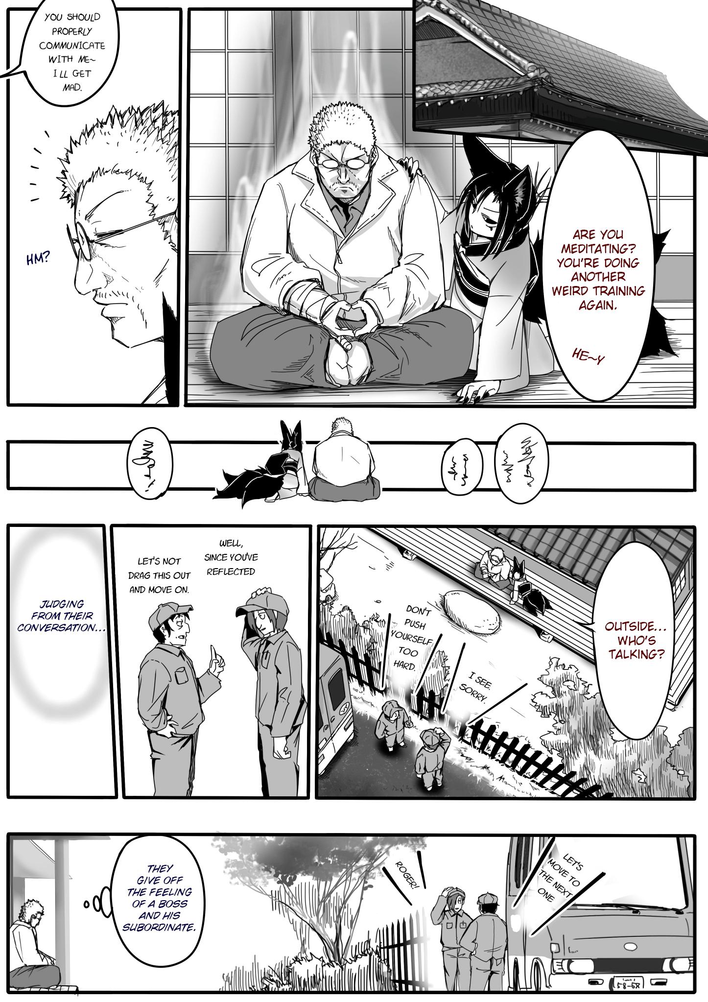 Manga Kitsune Spirit - Chapter 95 Page 1