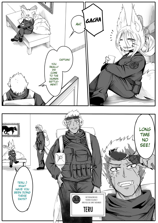 Manga Kitsune Spirit - Chapter 107 Page 1
