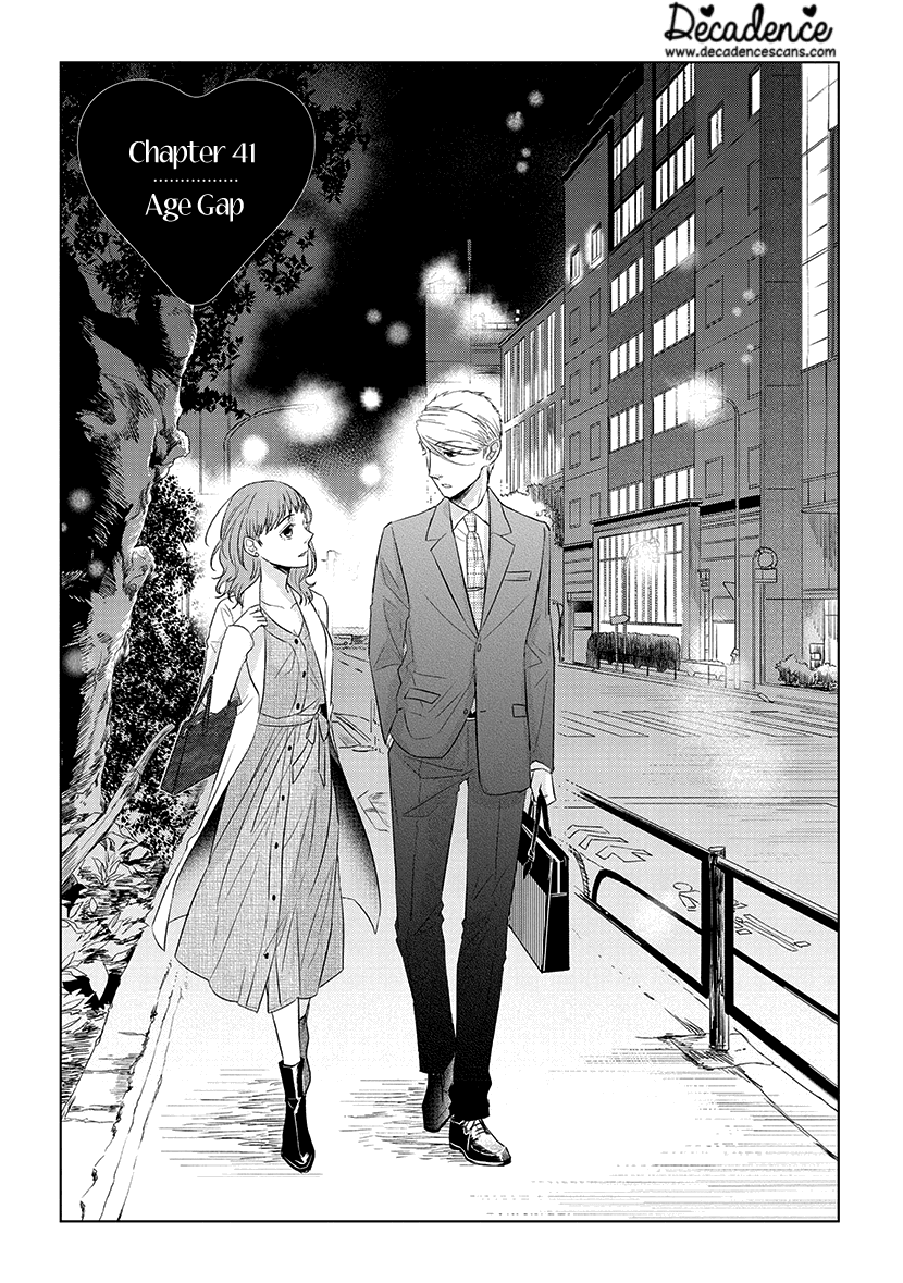 Manga It's Too Sick To Call It Love - Chapter 41 Page 1