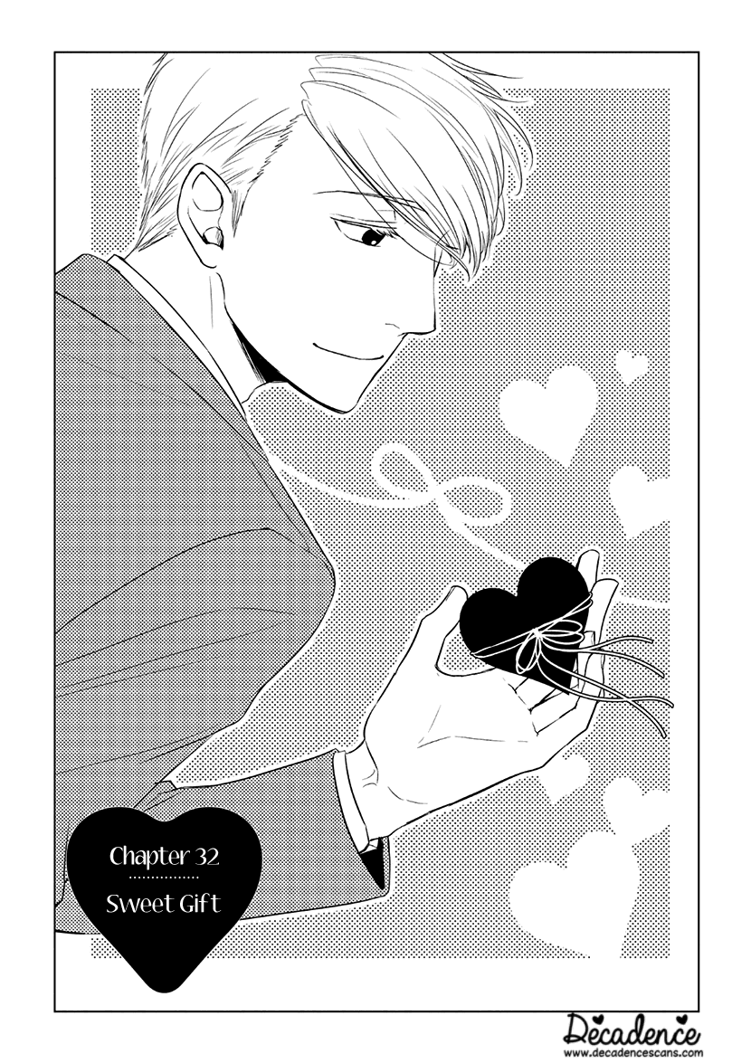 Manga It's Too Sick To Call It Love - Chapter 32 Page 1