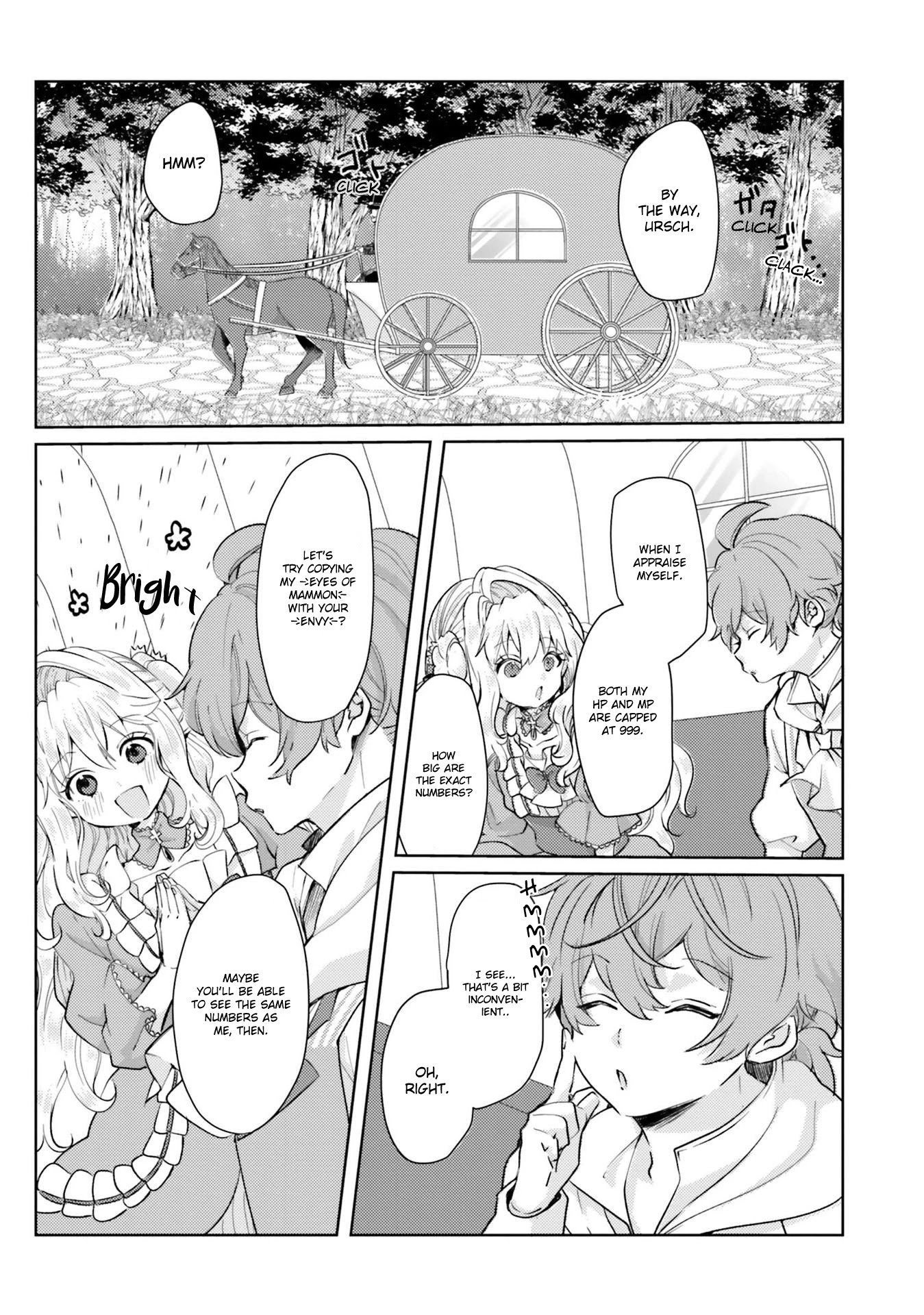 Manga The Villainess Want to Marry a Commoner!! - Chapter 9 Page 23
