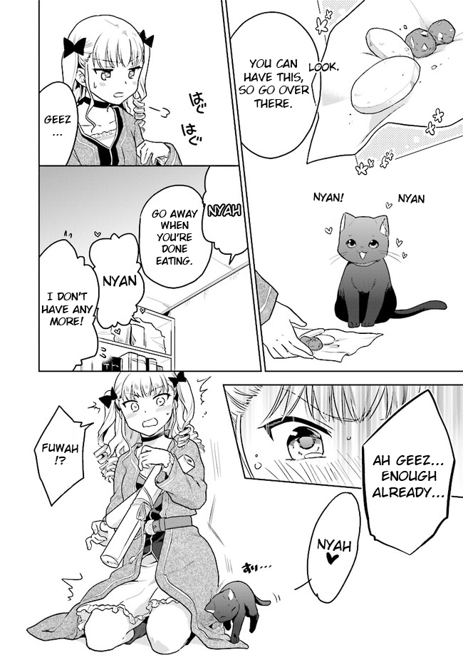 Manga The Small Sage Will Try Her Best In the Different World from Lv. 1! - Chapter 18.5 Page 5