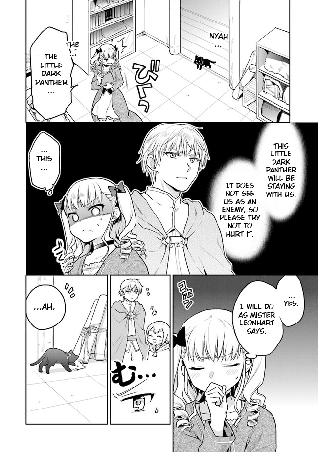 Manga The Small Sage Will Try Her Best In the Different World from Lv. 1! - Chapter 18.5 Page 3
