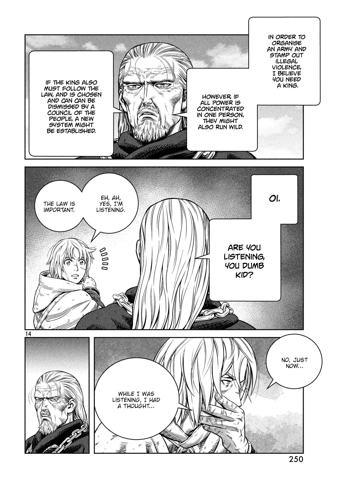 Manga Vinland Saga - Chapter 173 Page 15