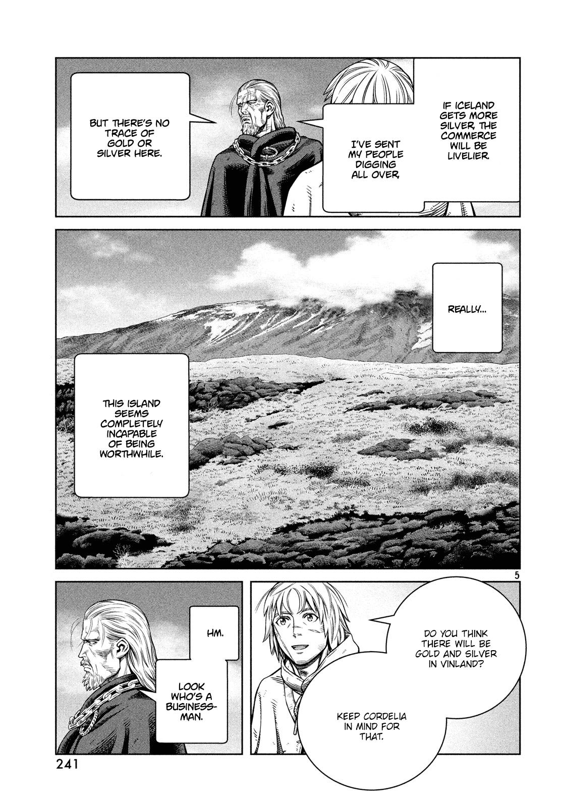 Manga Vinland Saga - Chapter 173 Page 6