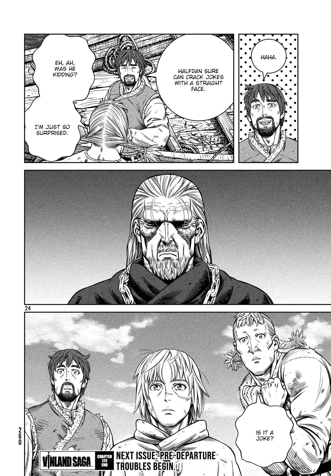 Manga Vinland Saga - Chapter 173 Page 25