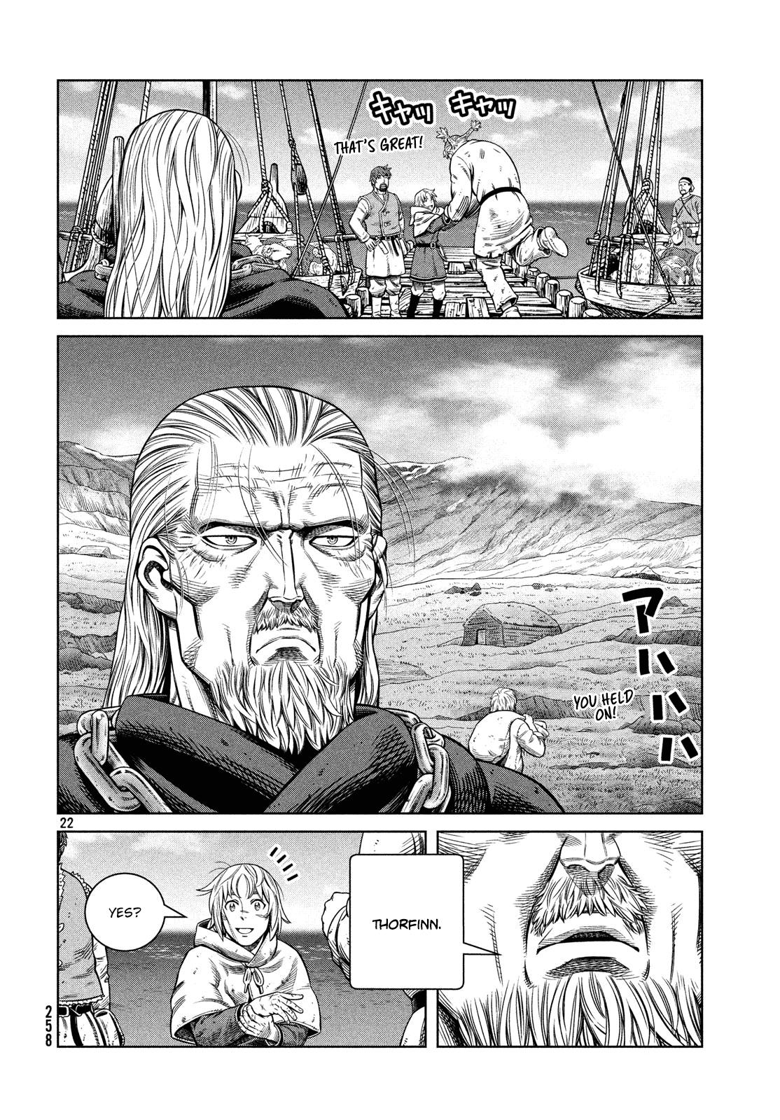 Manga Vinland Saga - Chapter 173 Page 23