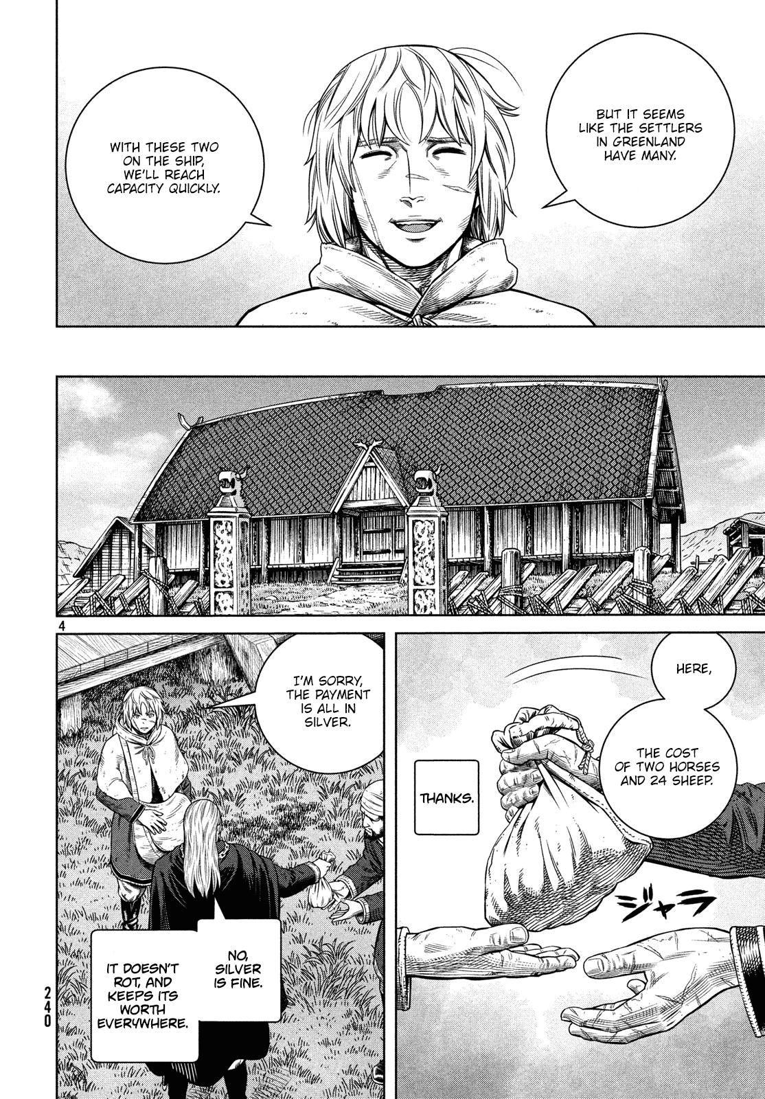 Manga Vinland Saga - Chapter 173 Page 5