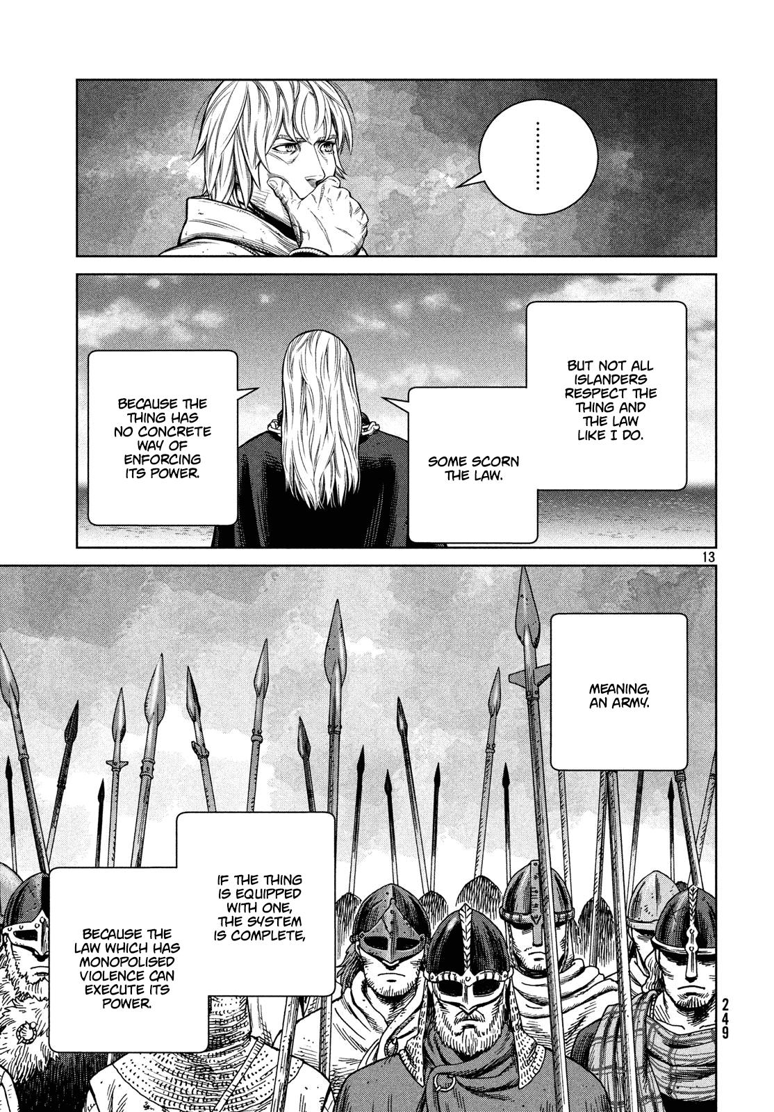 Manga Vinland Saga - Chapter 173 Page 14