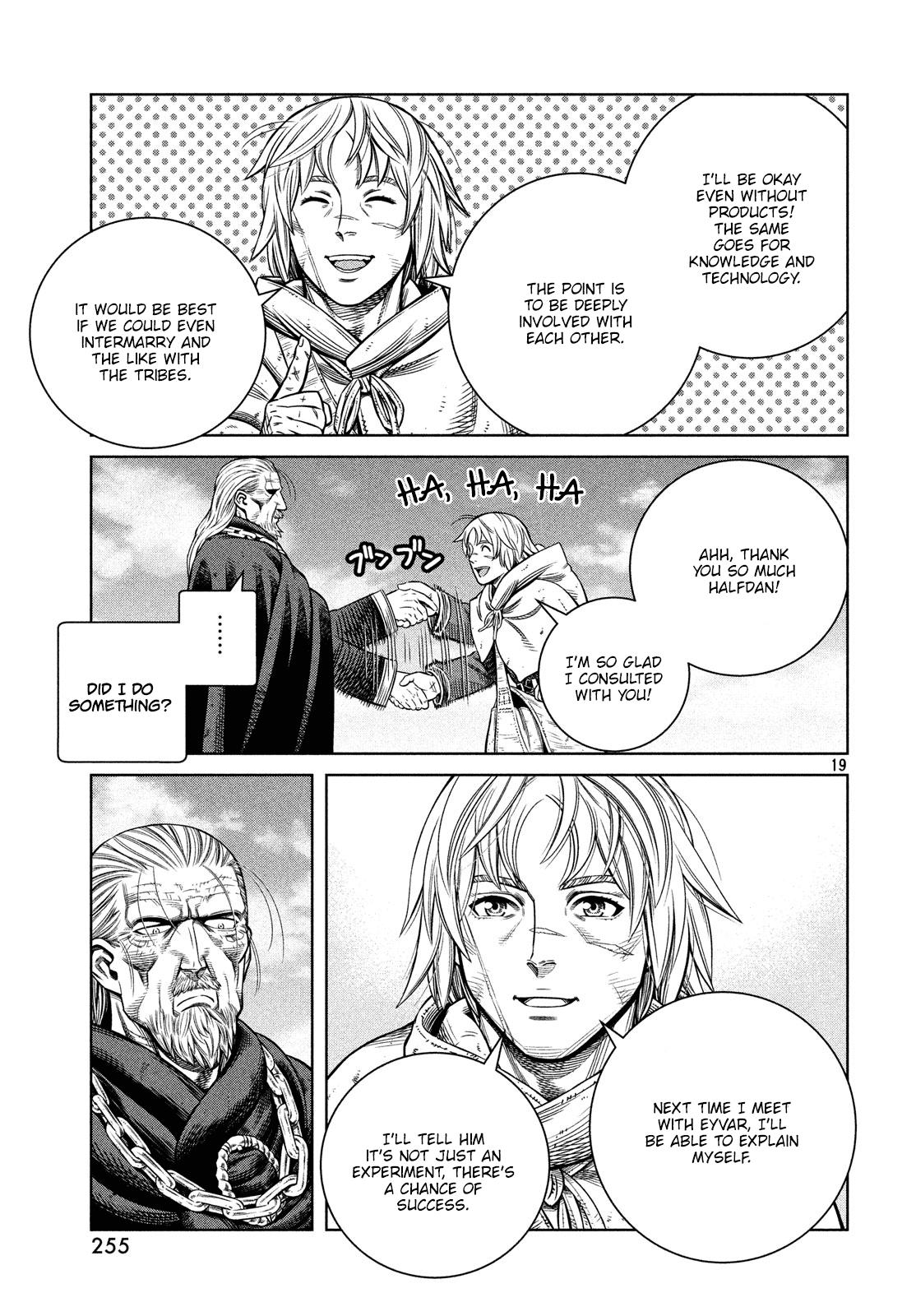 Manga Vinland Saga - Chapter 173 Page 20