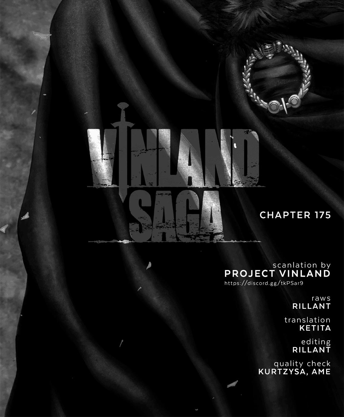 Manga Vinland Saga - Chapter 175 Page 1