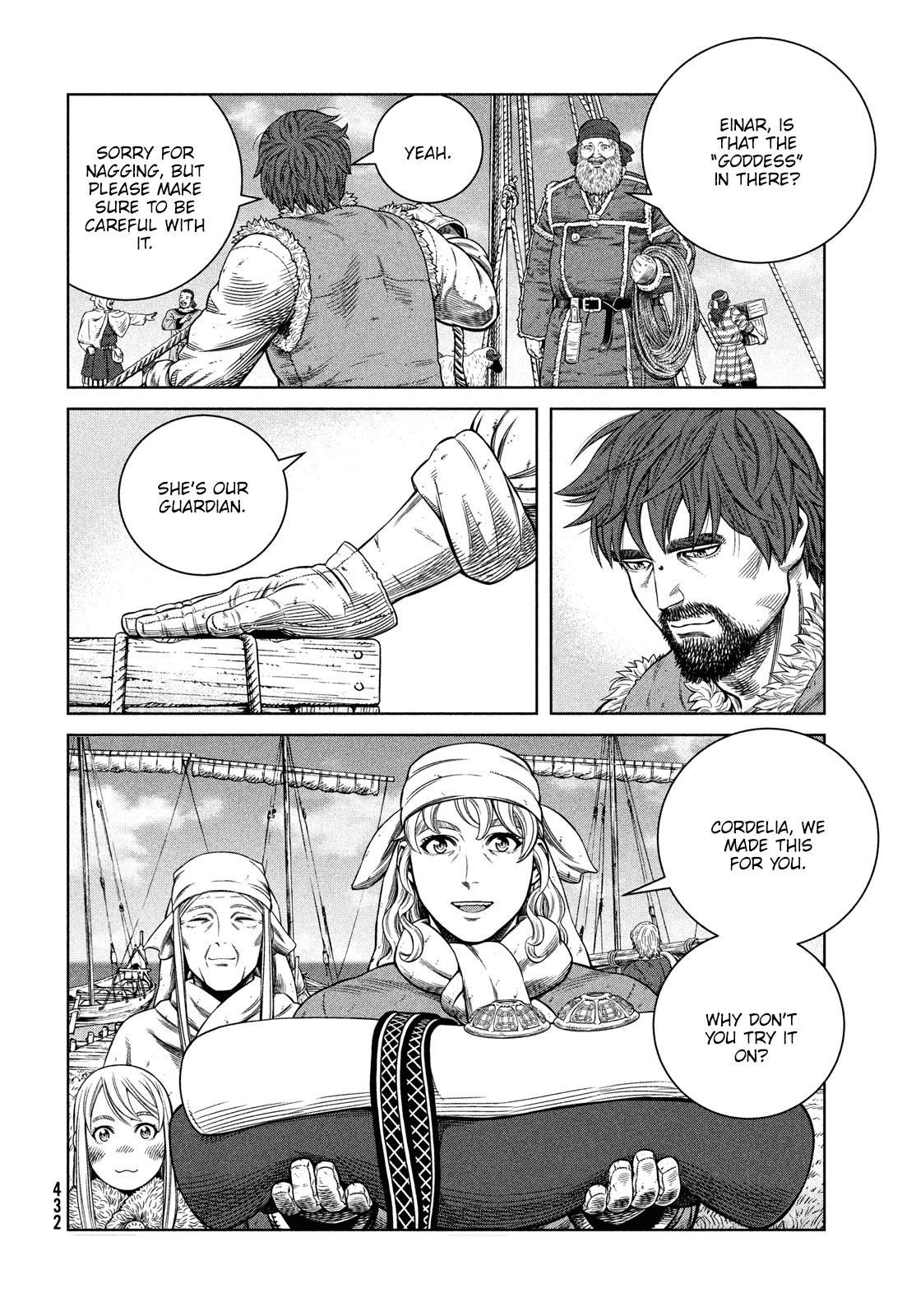 Manga Vinland Saga - Chapter 175 Page 7
