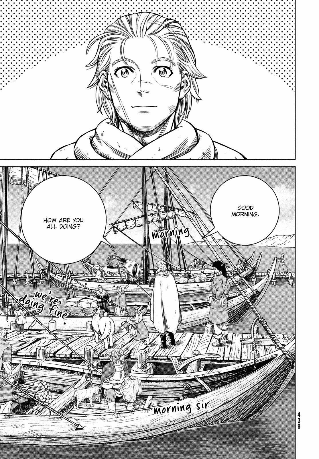 Manga Vinland Saga - Chapter 175 Page 14