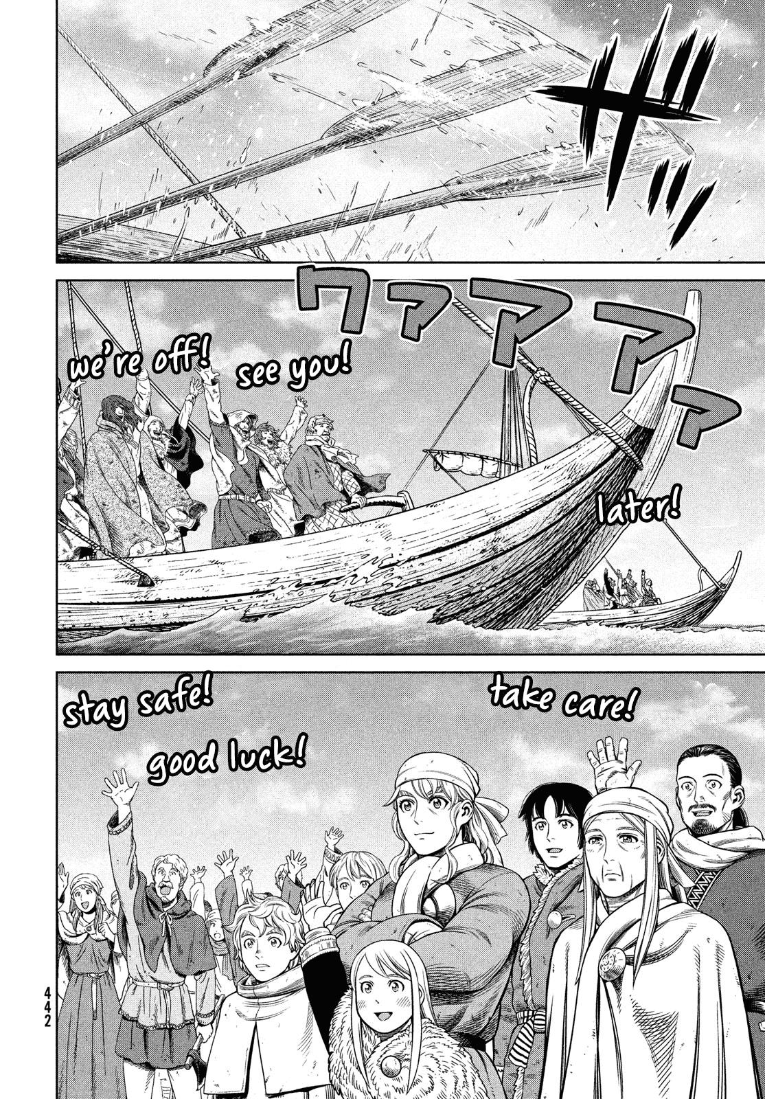 Manga Vinland Saga - Chapter 175 Page 17