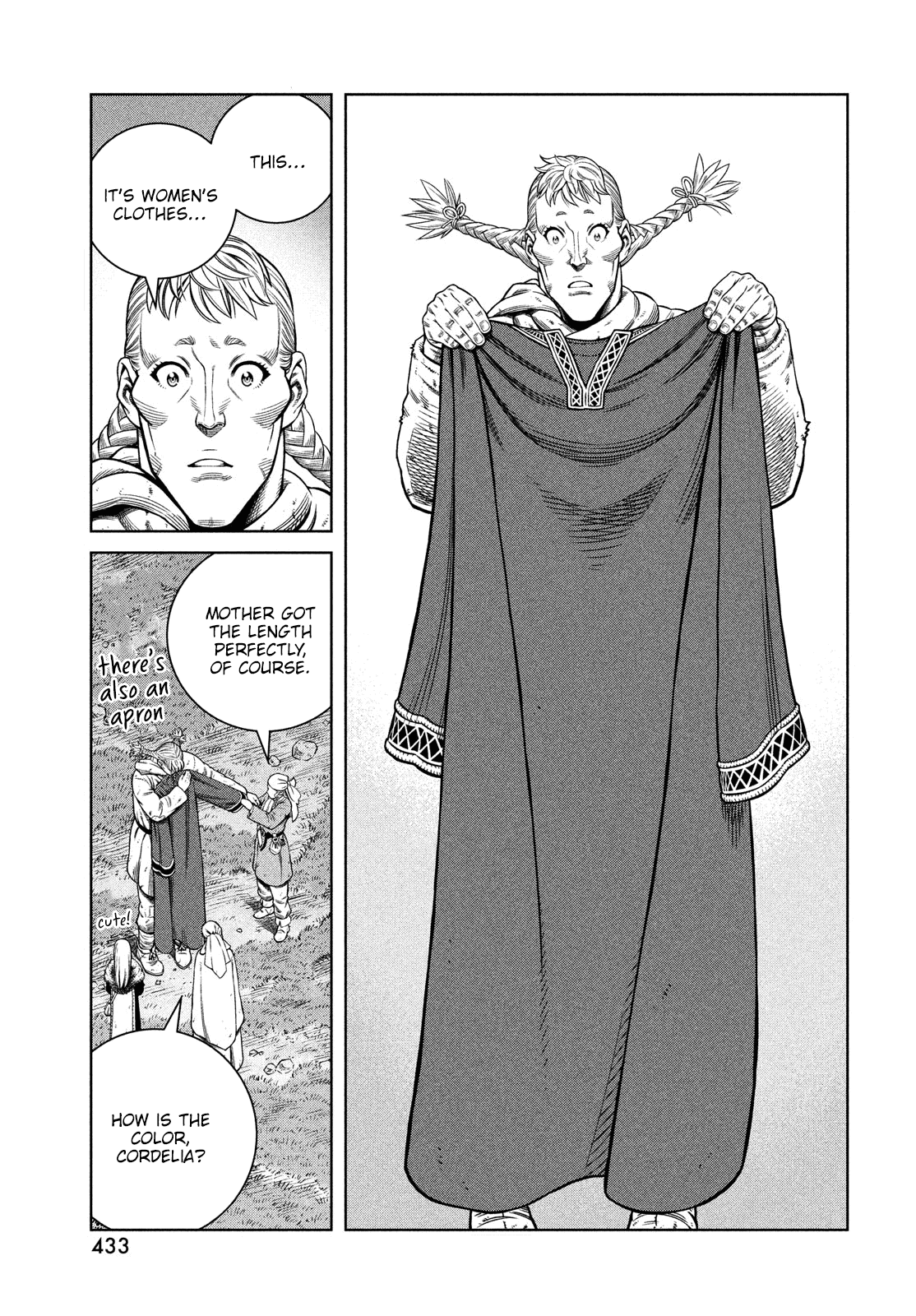 Manga Vinland Saga - Chapter 175 Page 8