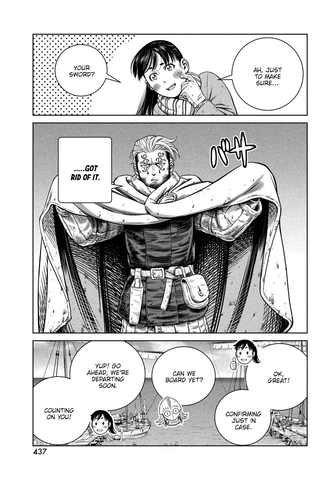 Manga Vinland Saga - Chapter 175 Page 12
