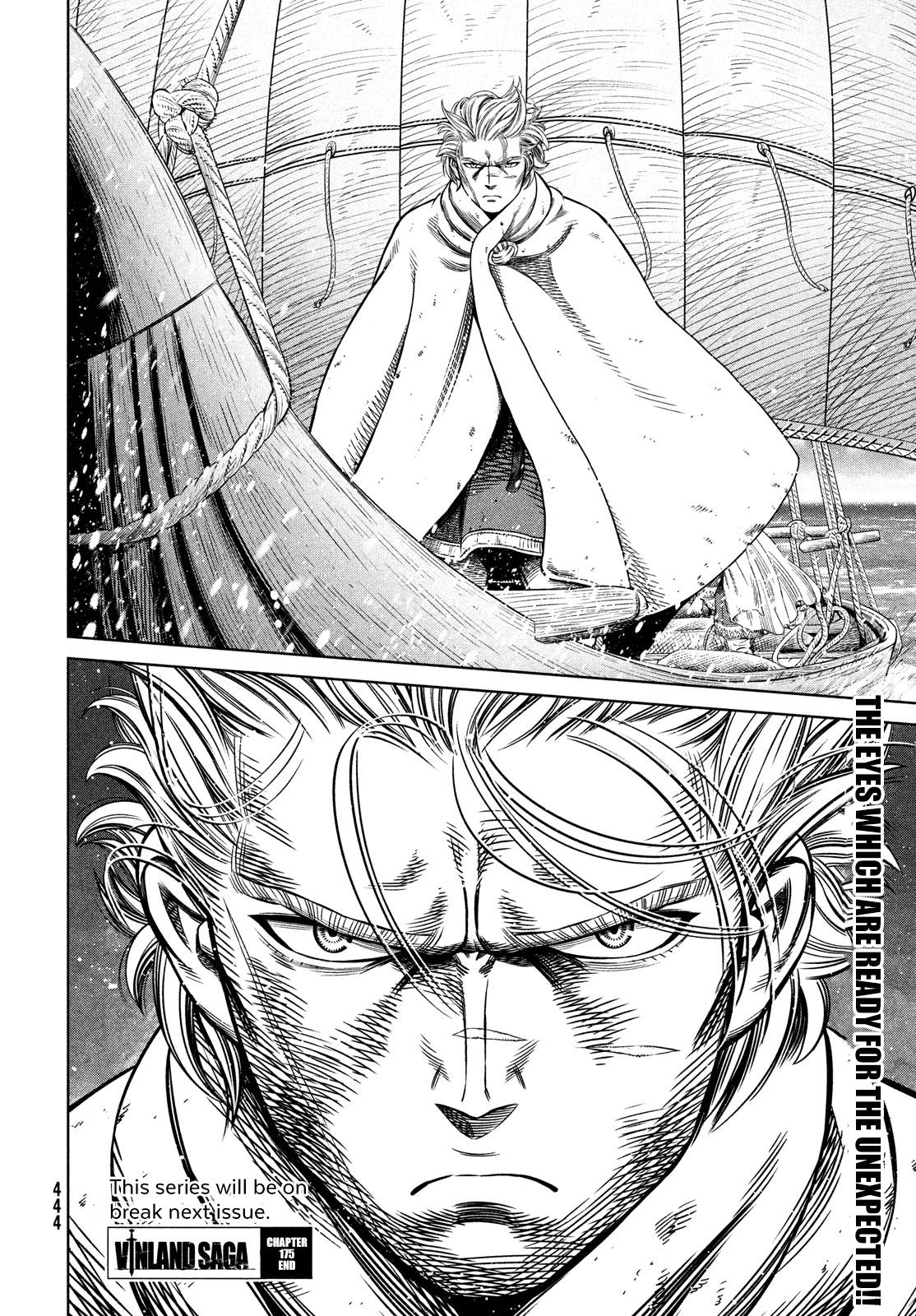 Manga Vinland Saga - Chapter 175 Page 19