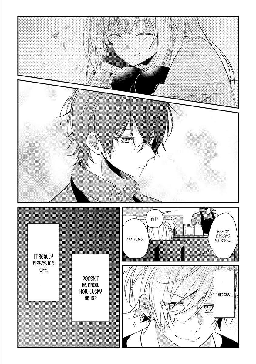Manga Coffee shop Anemone - Chapter 9 Page 20